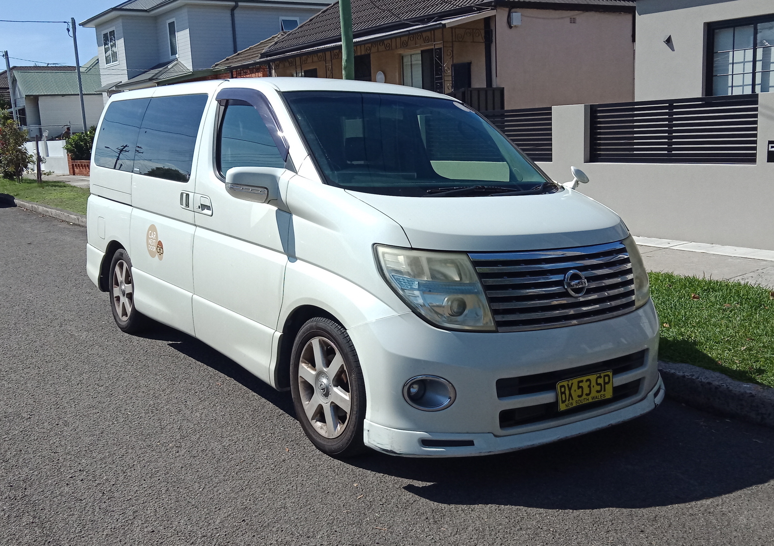 Picture of Simon's 2006 Nissan Elgrand