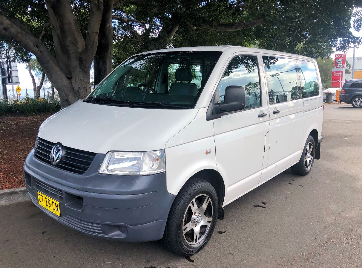Picture of Caio's 2008 Volkswagen Transporter