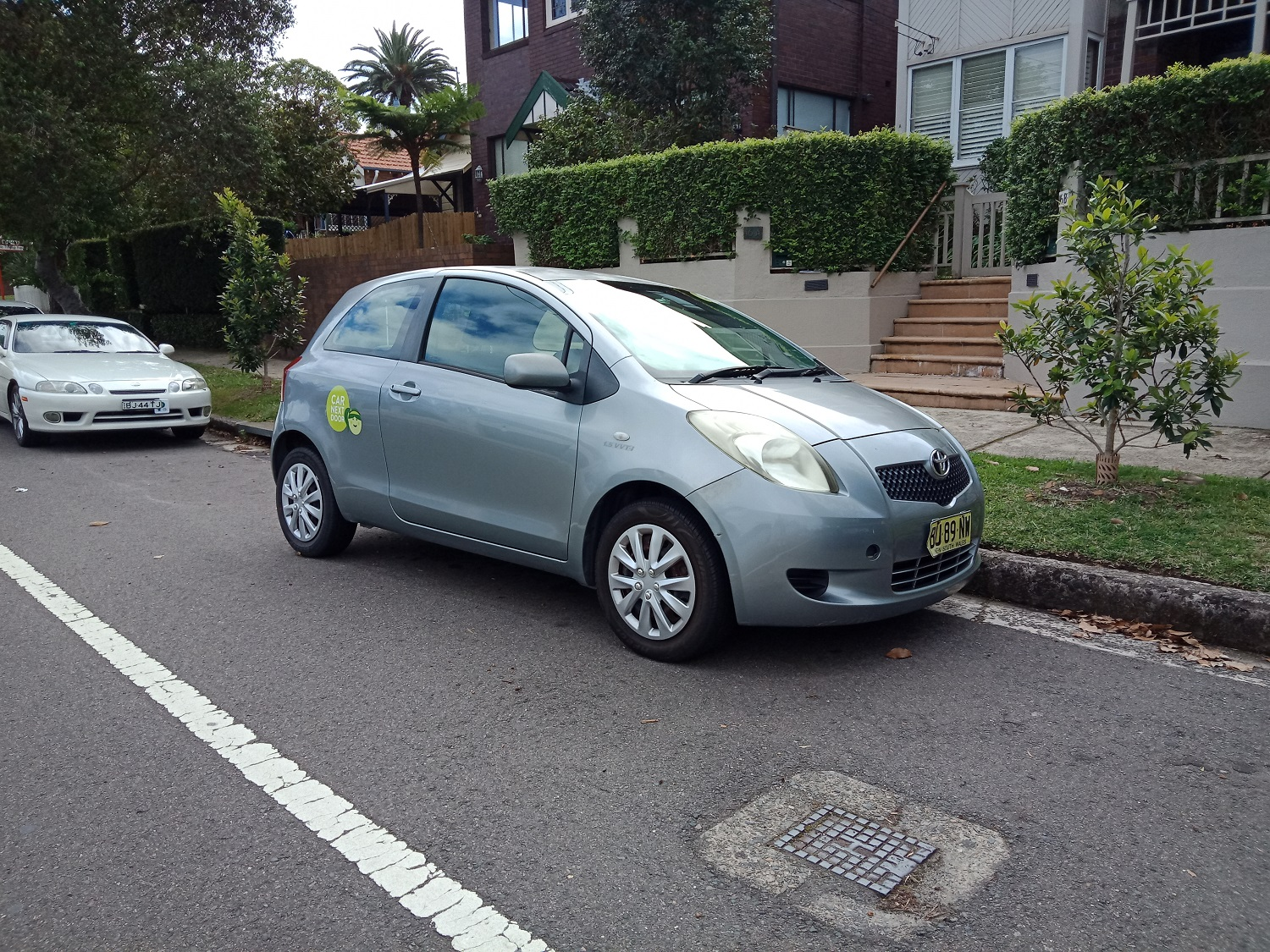 Picture of Erin's 2006 Toyota Yaris