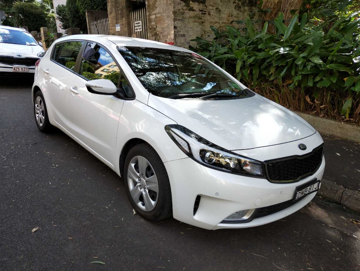 Picture of Flynn's 2017 Kia Cerato