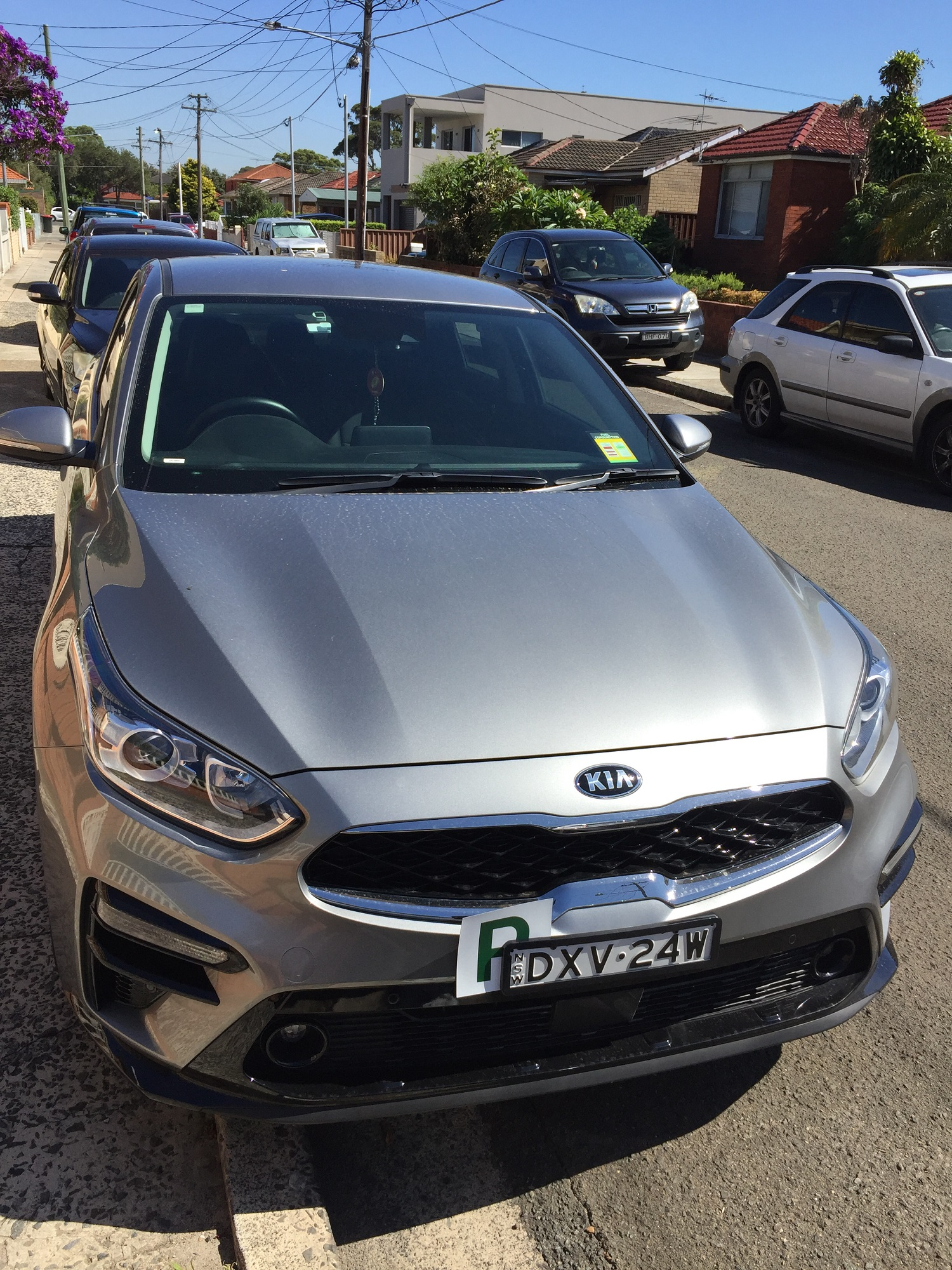 Picture of Eren's 2018 Kia Cerato