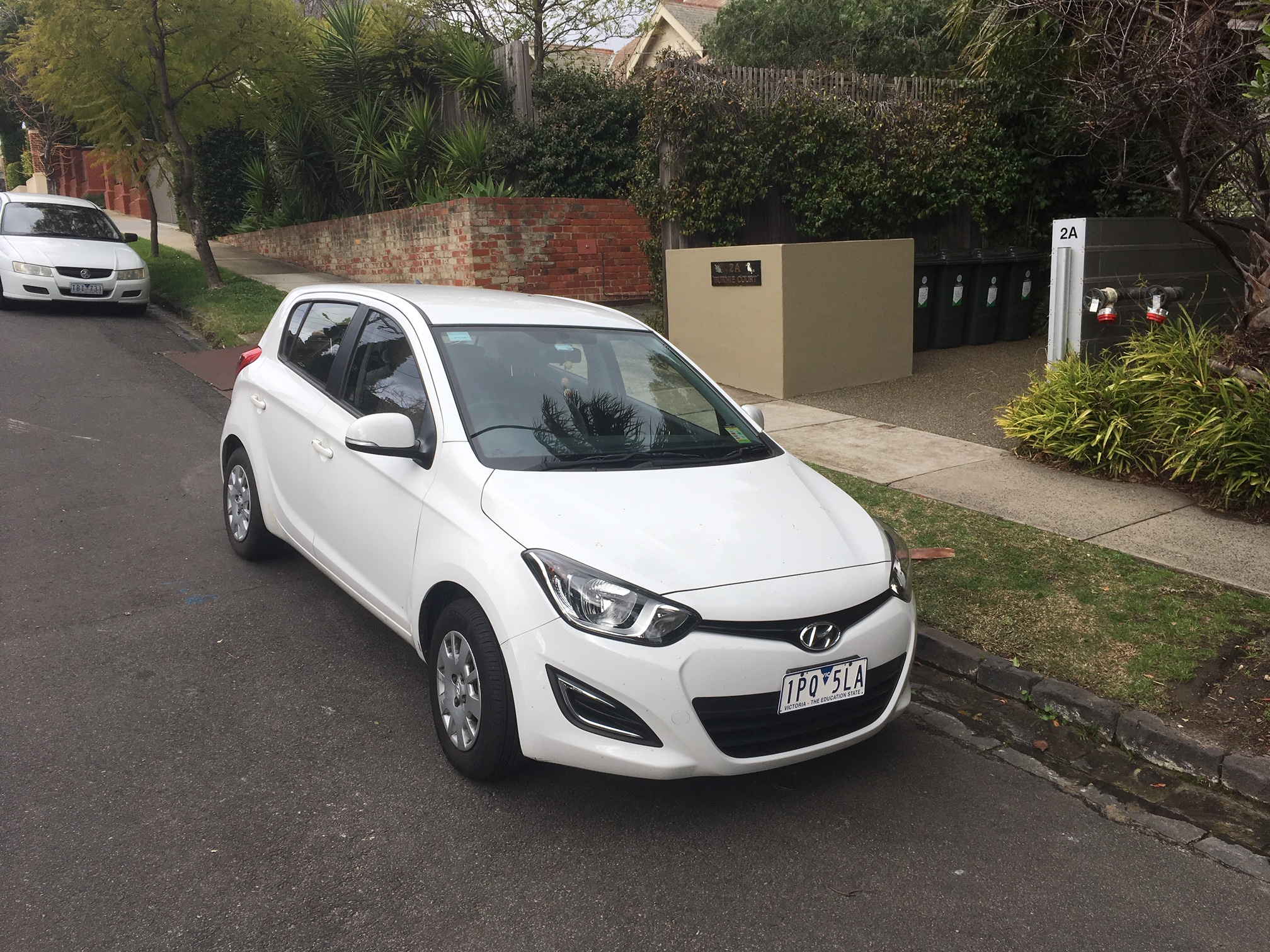 Picture of Bronte's 2014 Hyundai i20