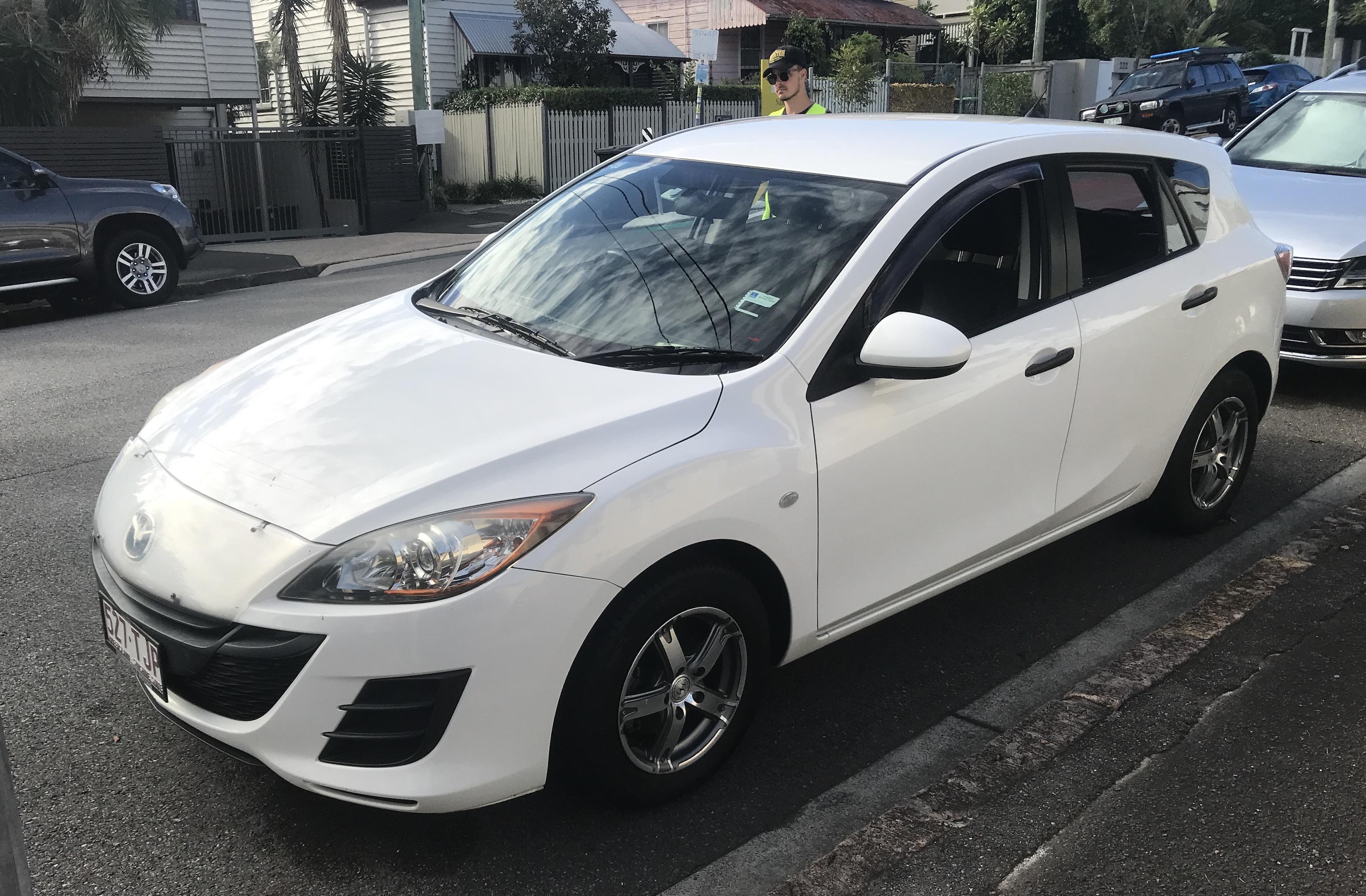 Picture of Lauren's 2009 Mazda 3