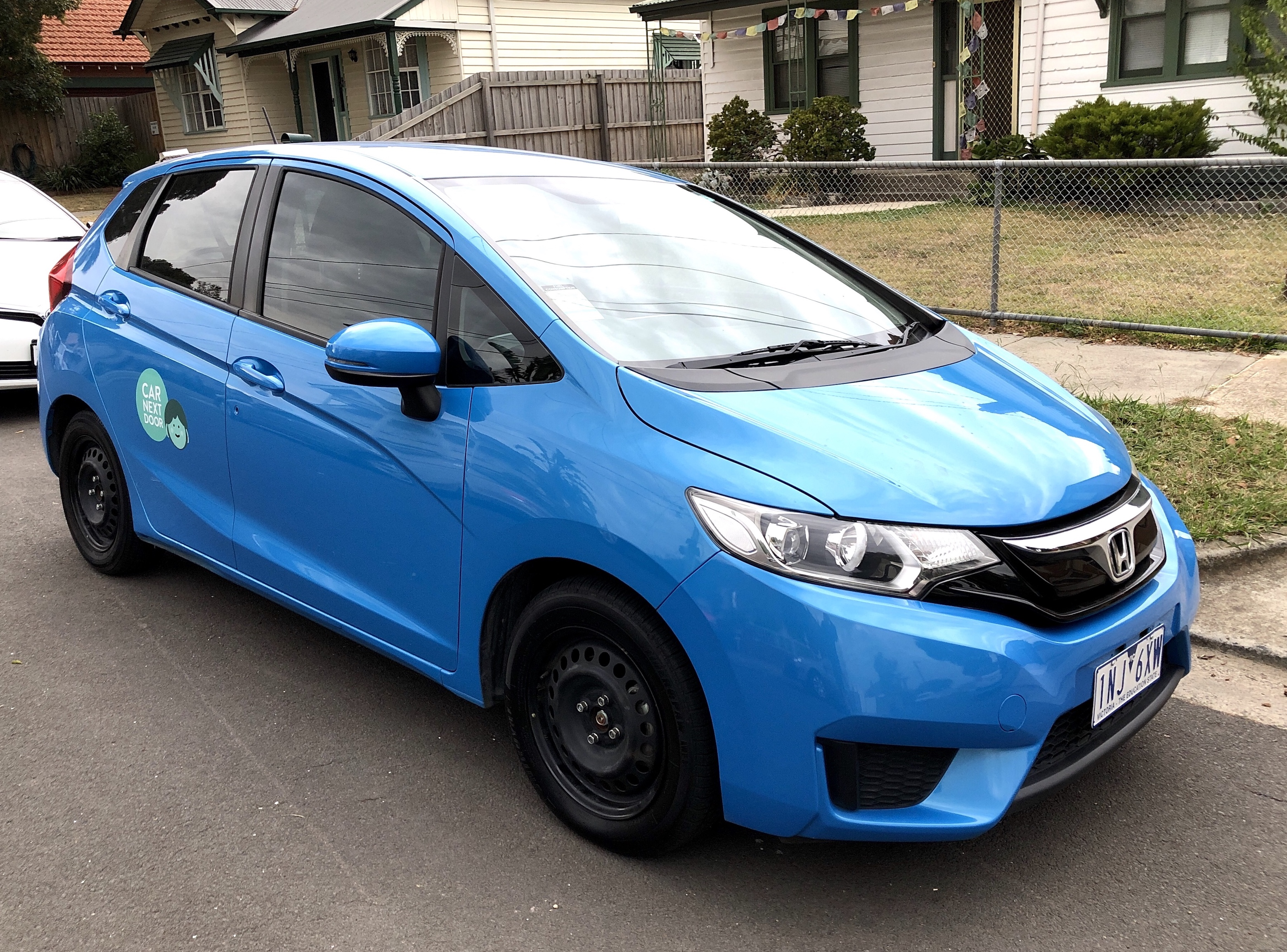 Picture of Jacqueline's 2015 Honda Jazz