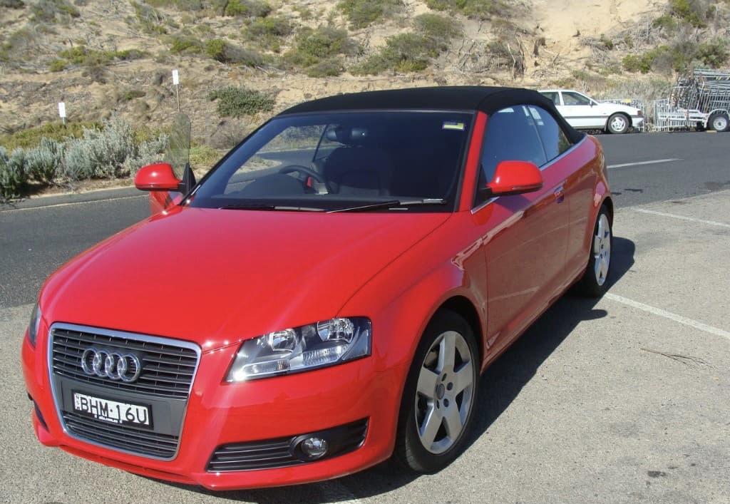 Picture of Nandan's 2008 Audi A3
