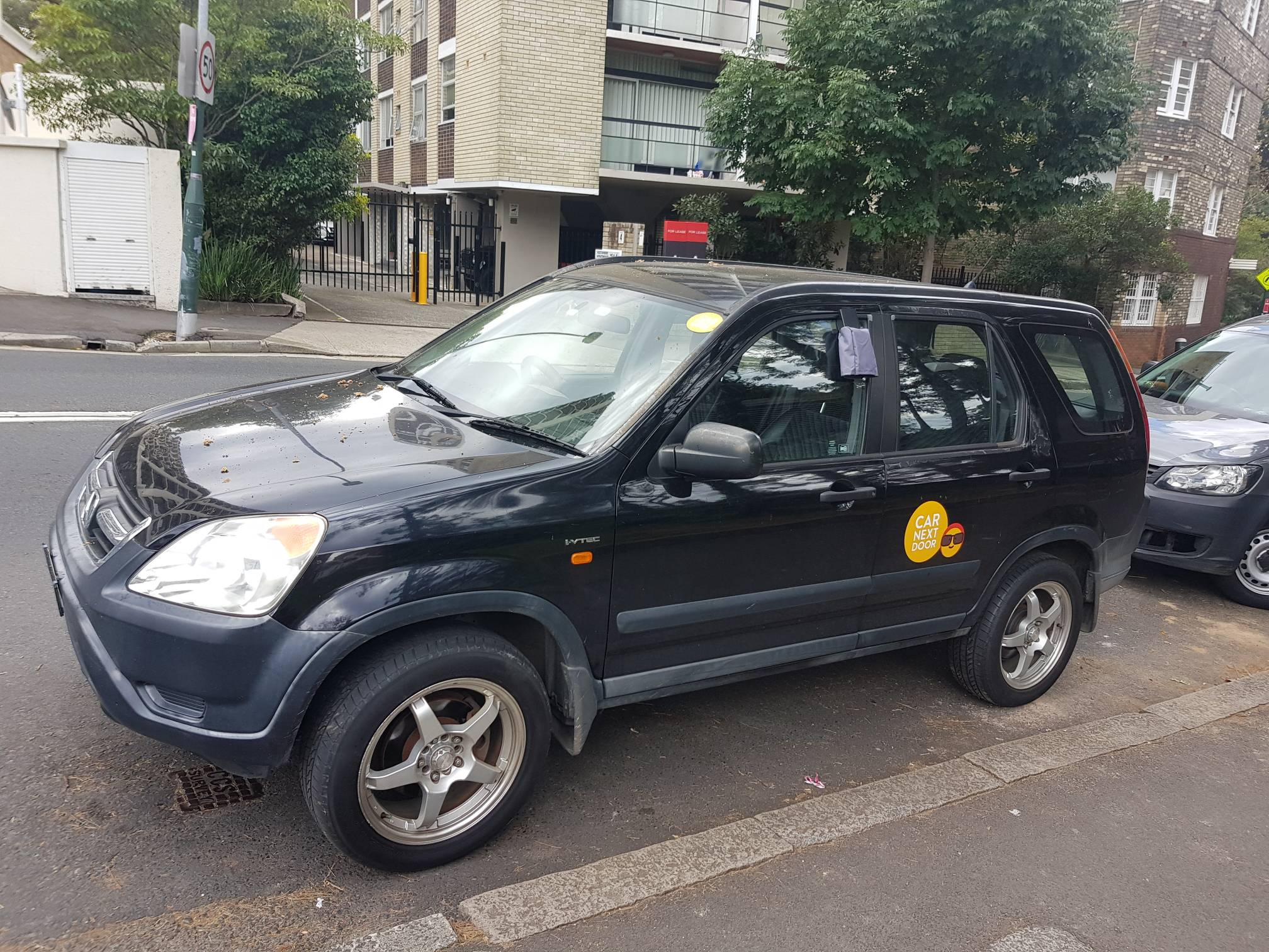 Picture of Rao's 2002 HONDA CRV