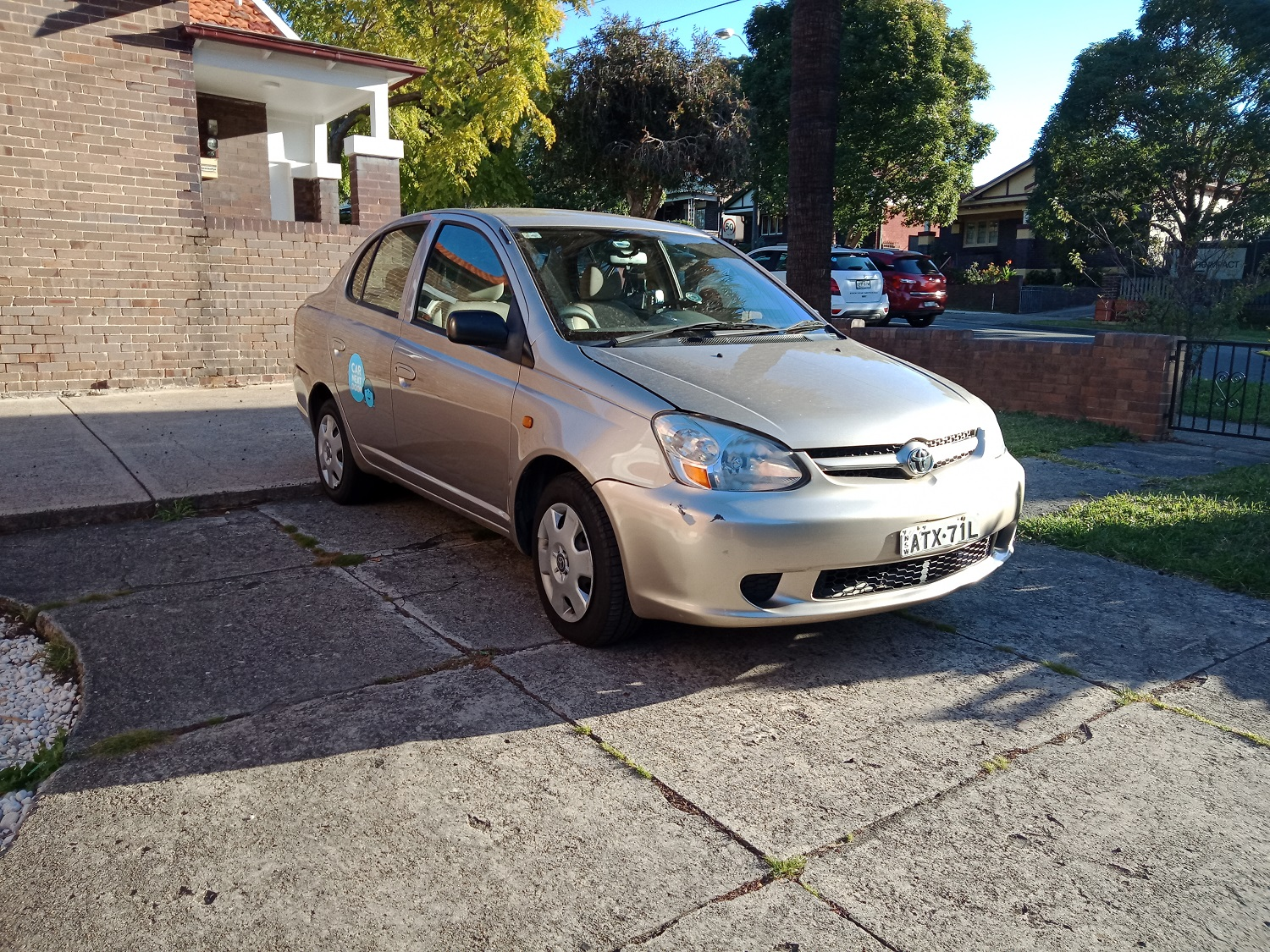 Picture of Rosiane's 2005 Toyota Echo