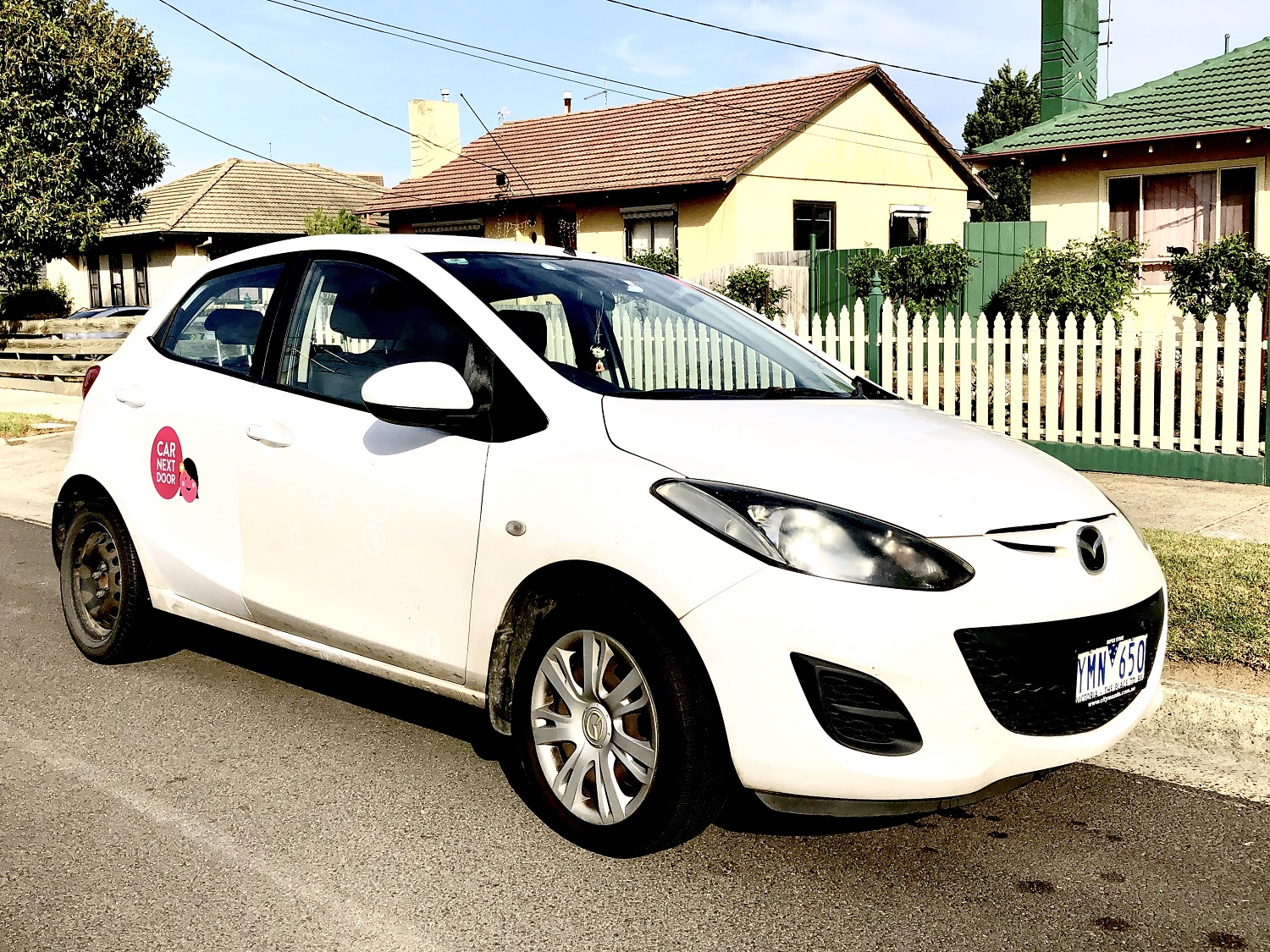 Picture of Estelle's 2011 Mazda 2
