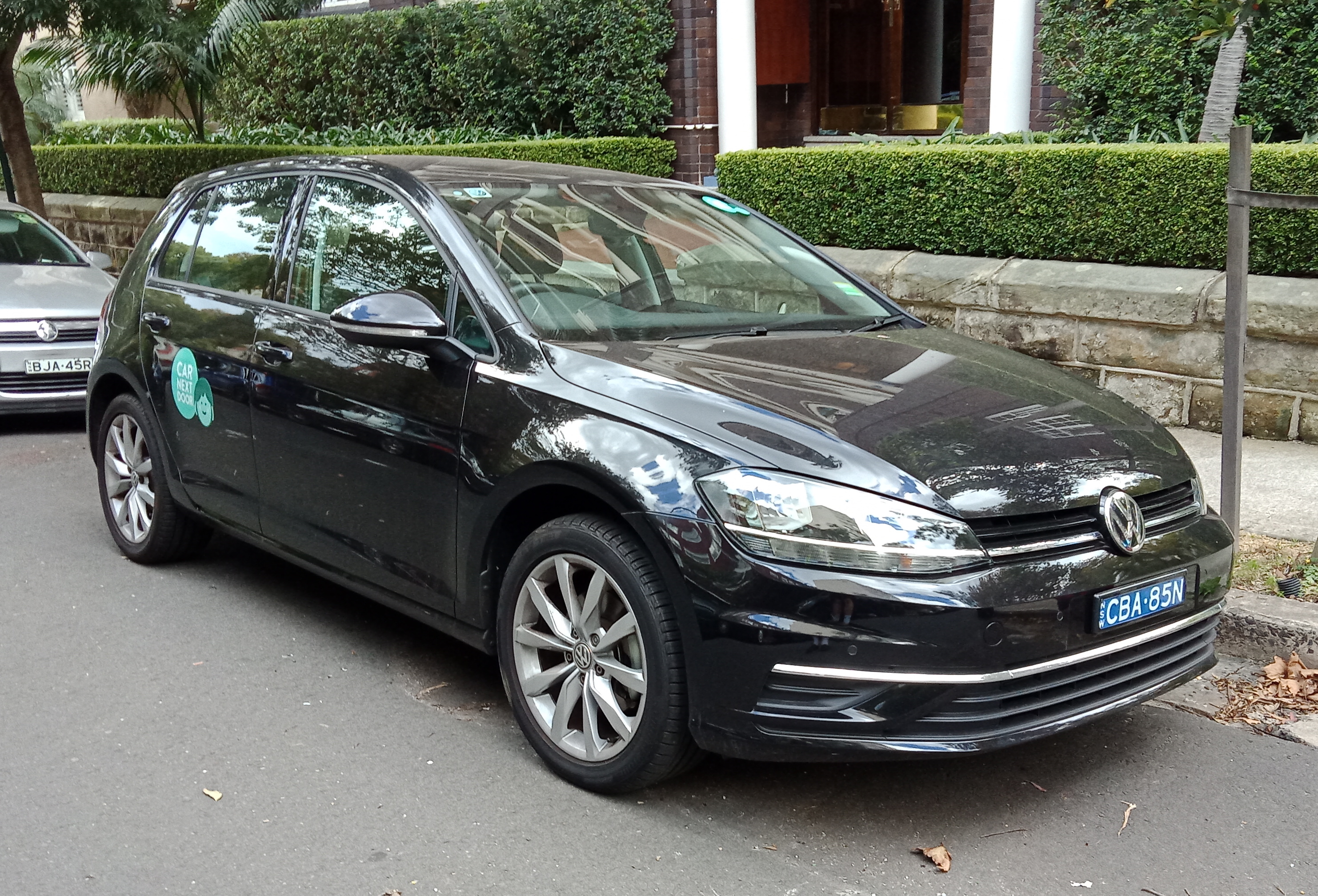 Picture of Jessica's 2018 Volkswagen Golf