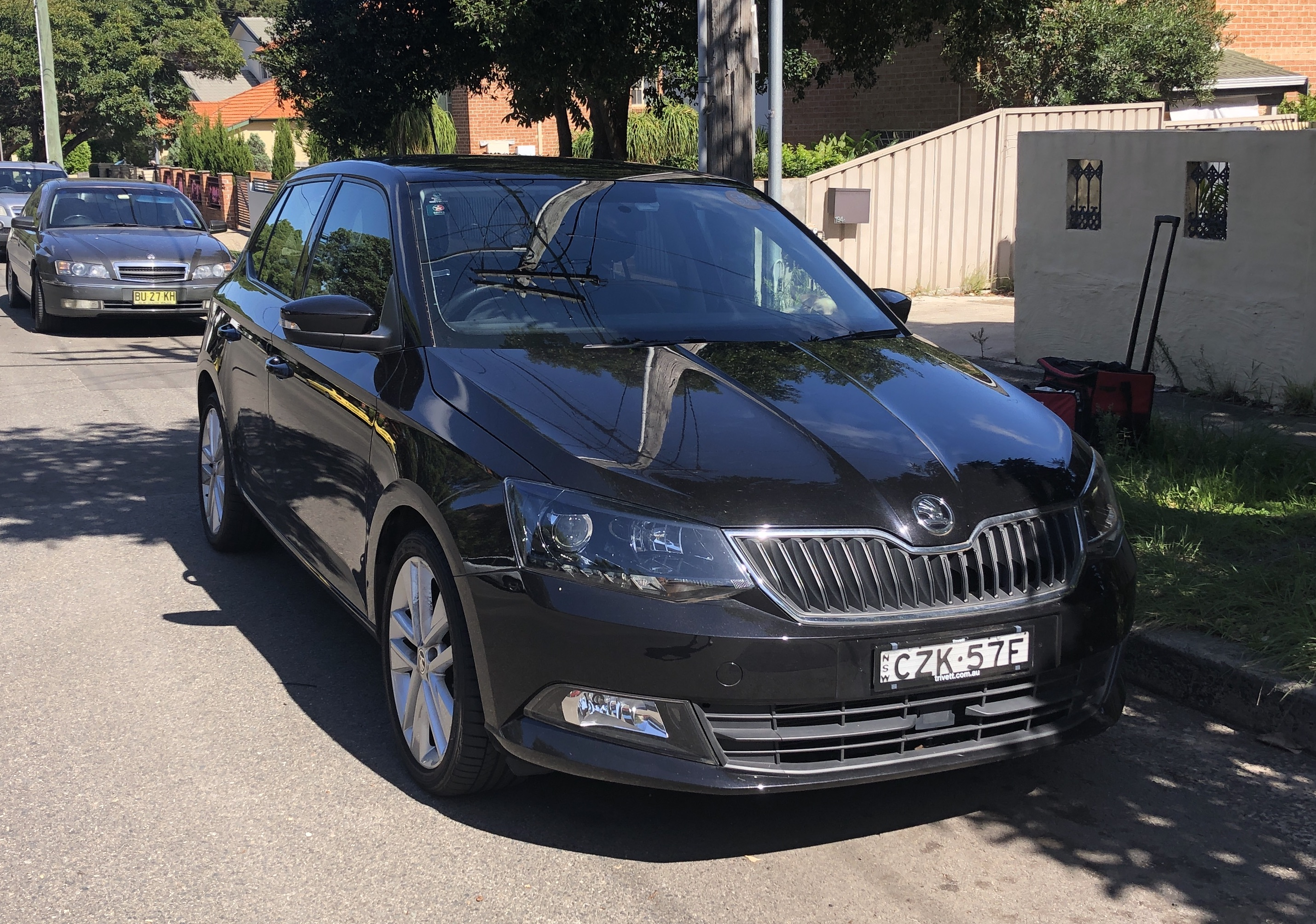Picture of Nicholas' 2015 Skoda Fabia