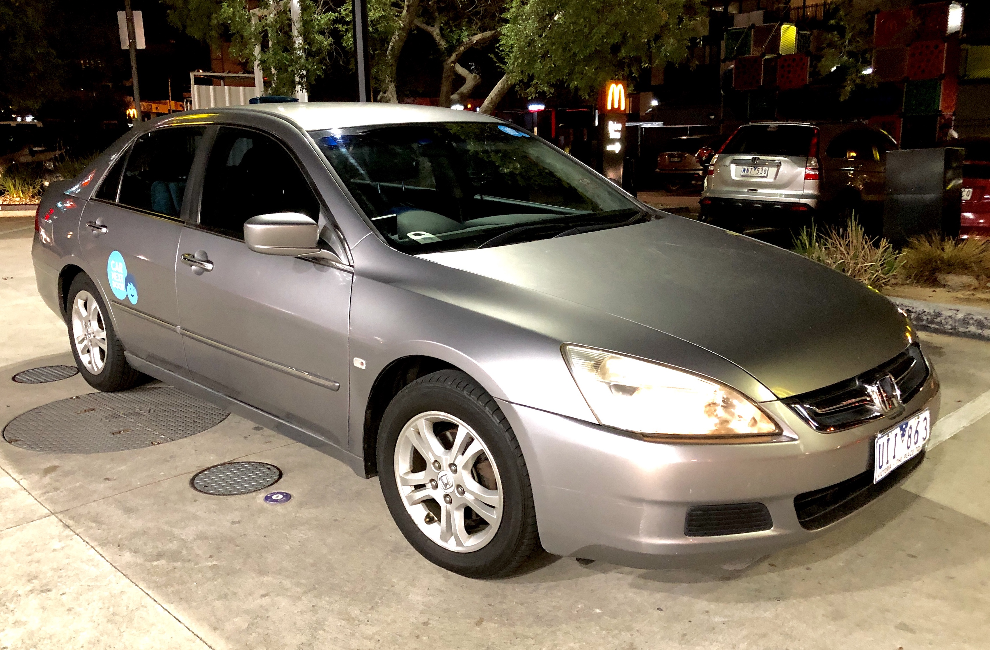 Picture of Zvi's 2006 Honda Accord