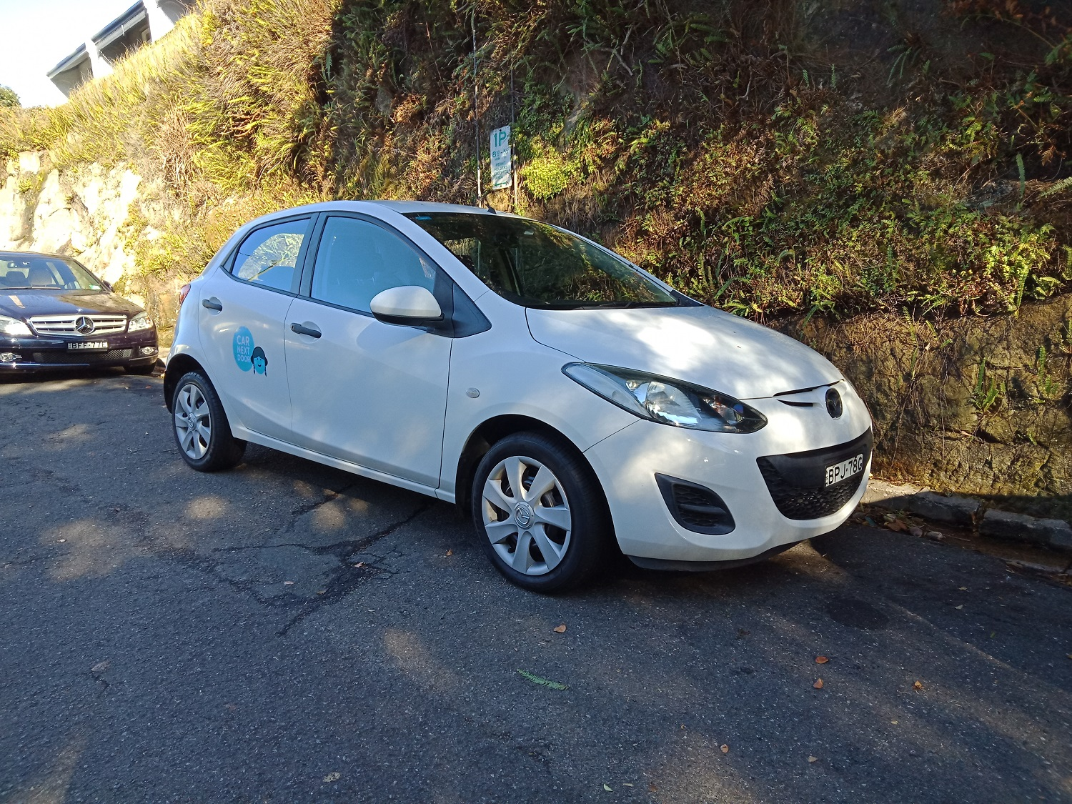 Picture of Althea's 2010 Mazda 200