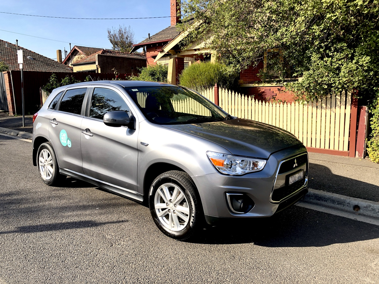 Picture of Azri's 2013 Mitsubishi ASX
