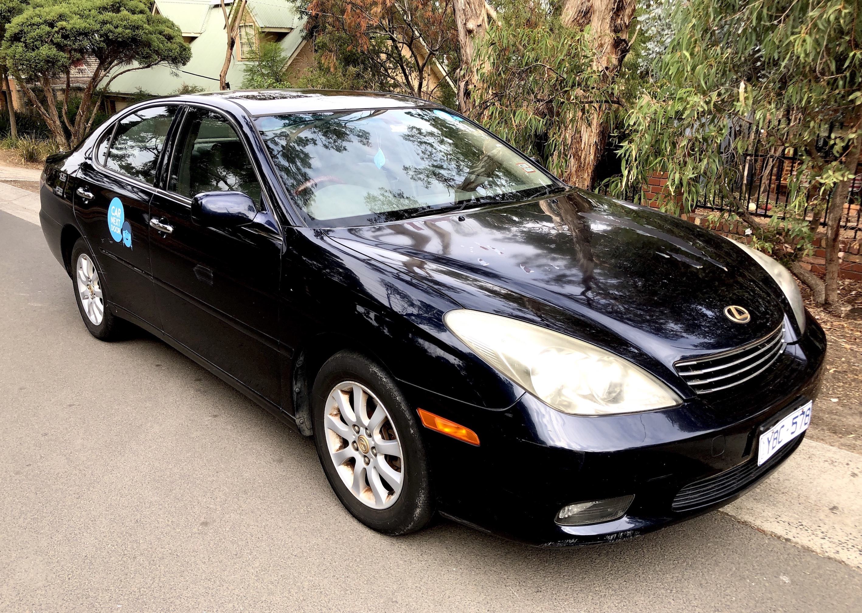 Picture of Snjezana's 2002 Lexus ES