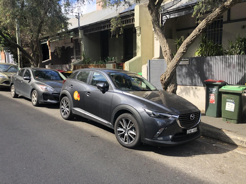 Picture of Amy's 2018 Mazda Akari