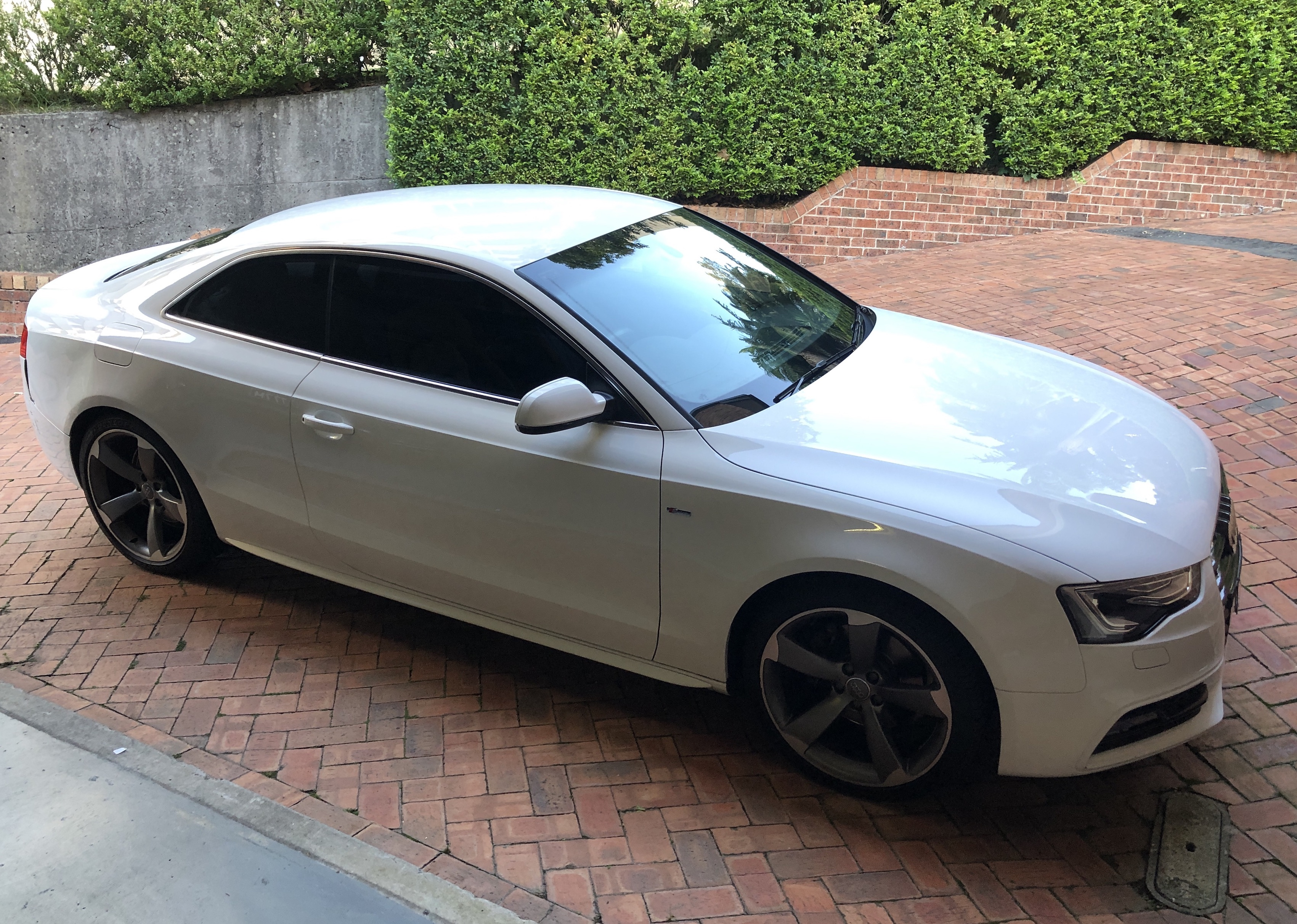 Picture of Tracey's 2013 Audi A5
