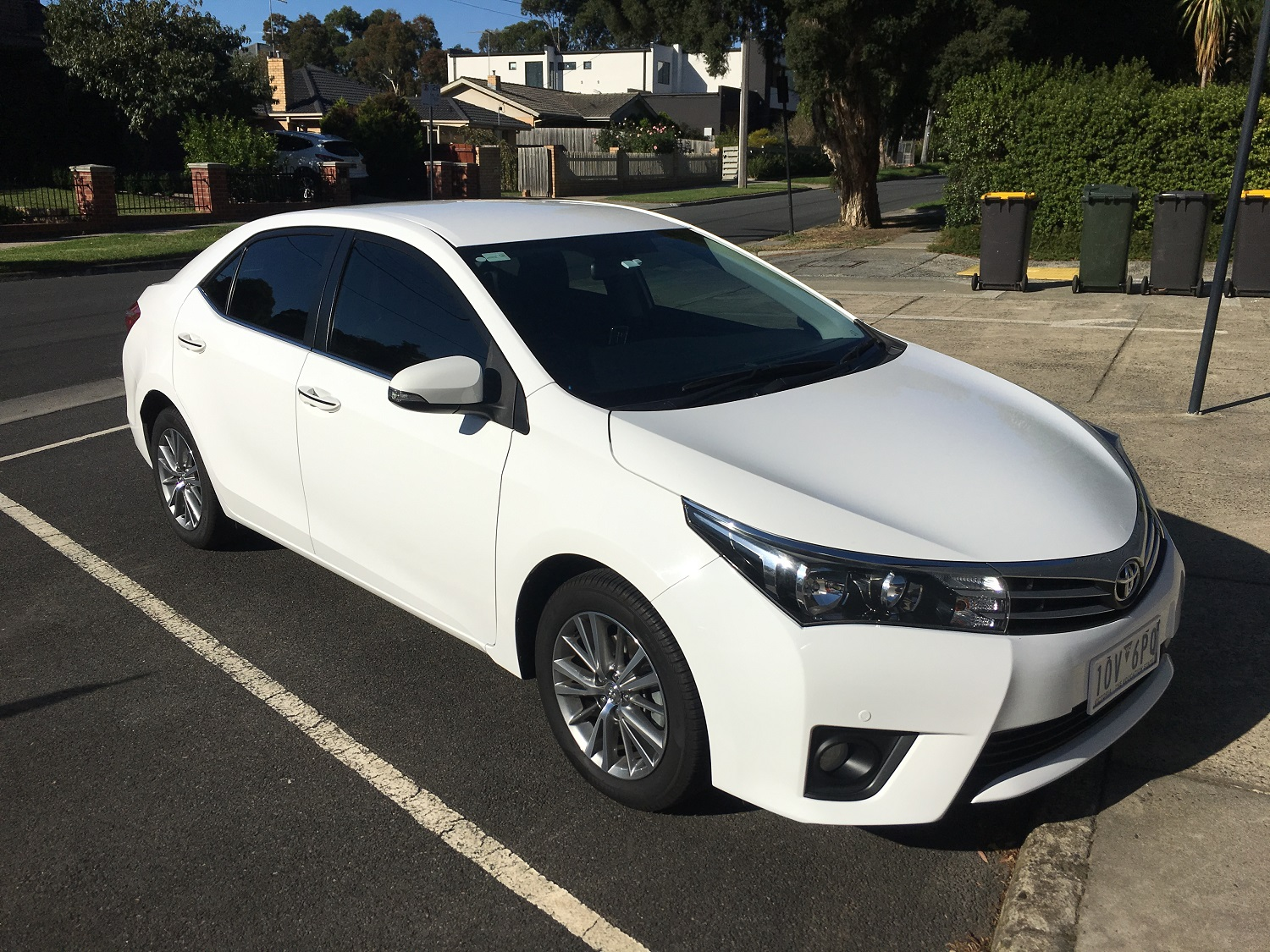 Picture of Kapil's 2015 Toyota Corolla