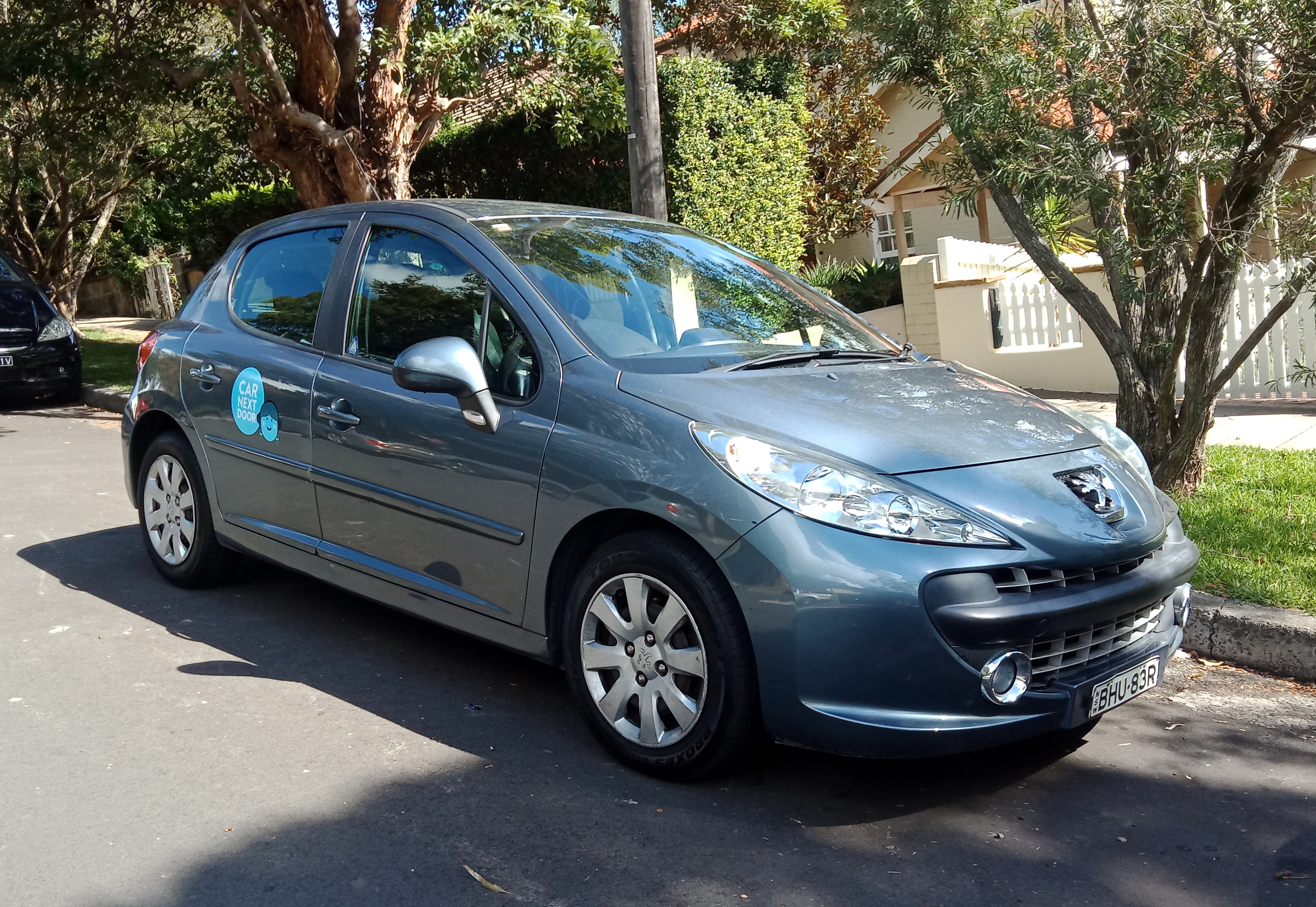 Picture of Jade's 2008 Peugeot 207 XT