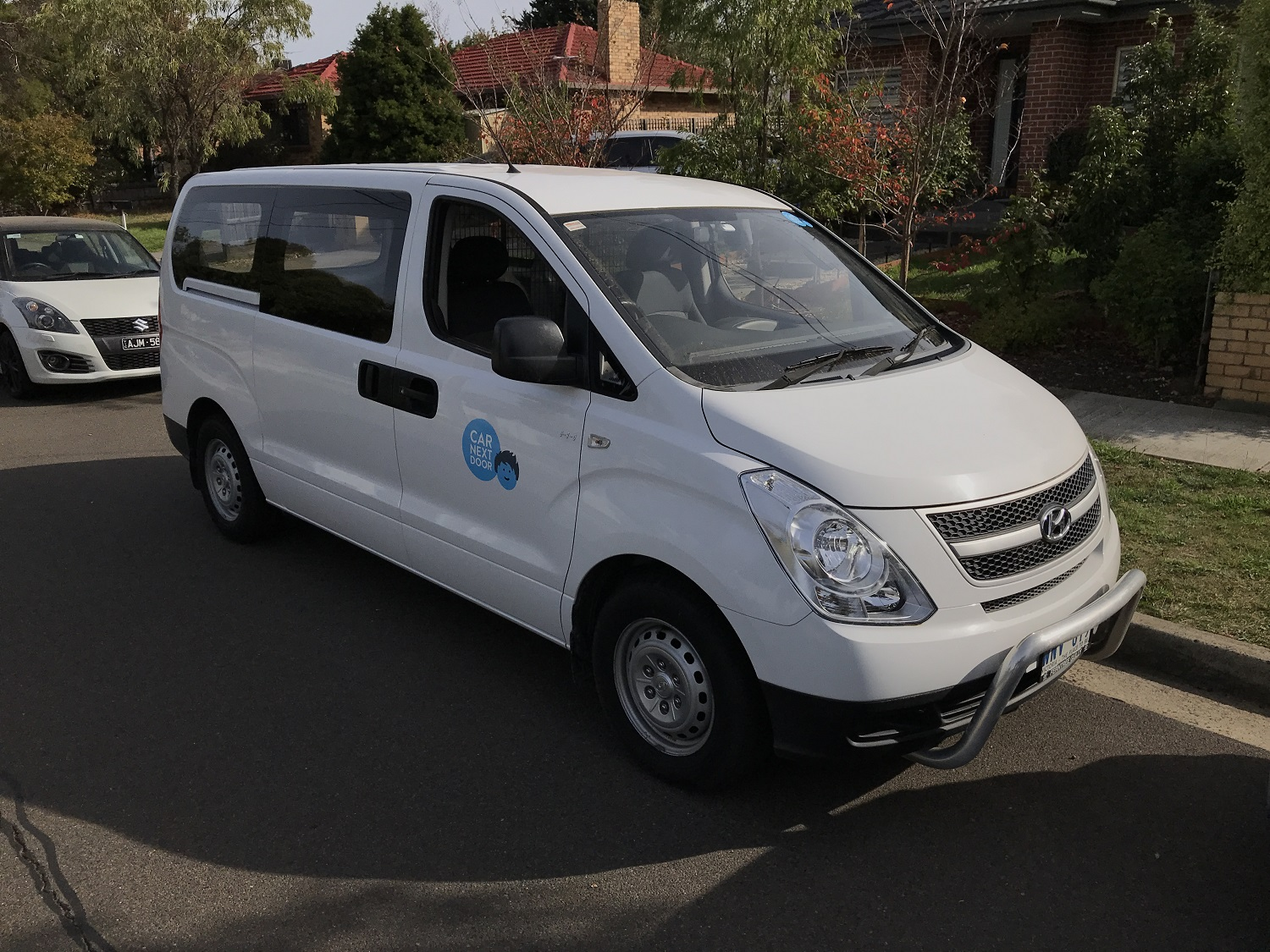 Cheap van hire in Chadstone, VIC | Hourly and daily rental