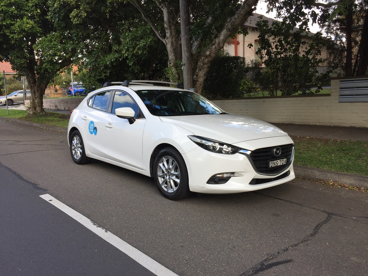 Picture of Justin's 2016 Mazda 3 Touring