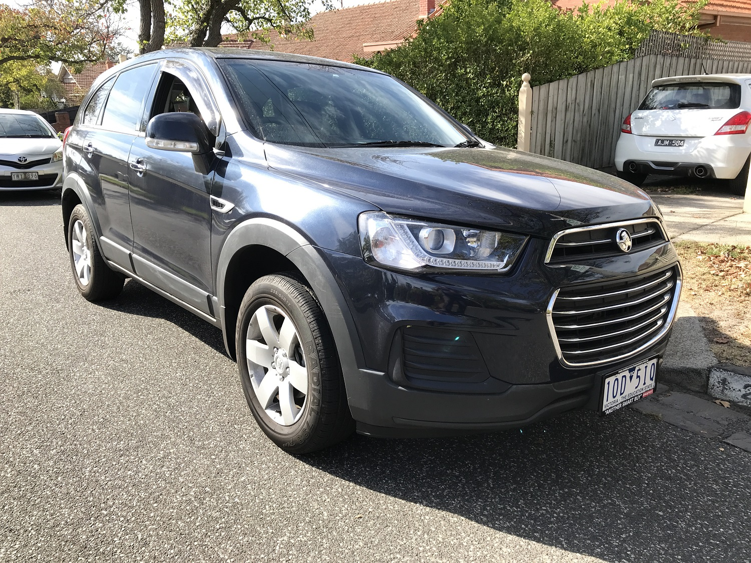 Picture of Alexander's 2017 Holden Captiva