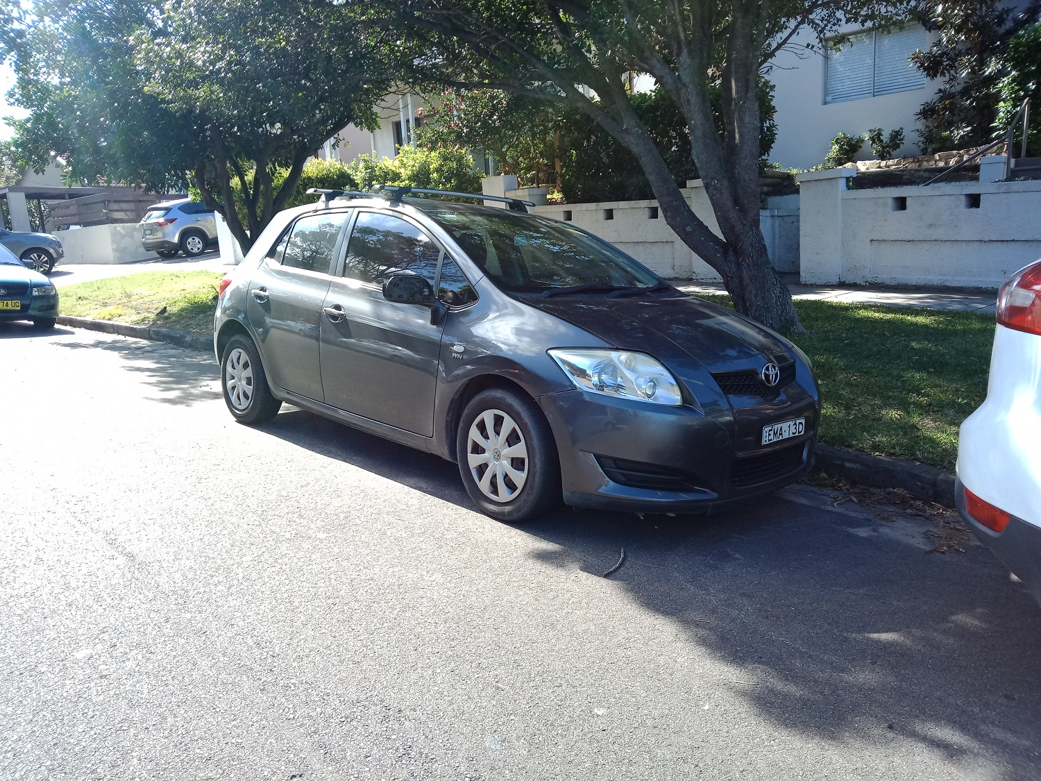 Picture of Samuel's 2007 Toyota Corolla