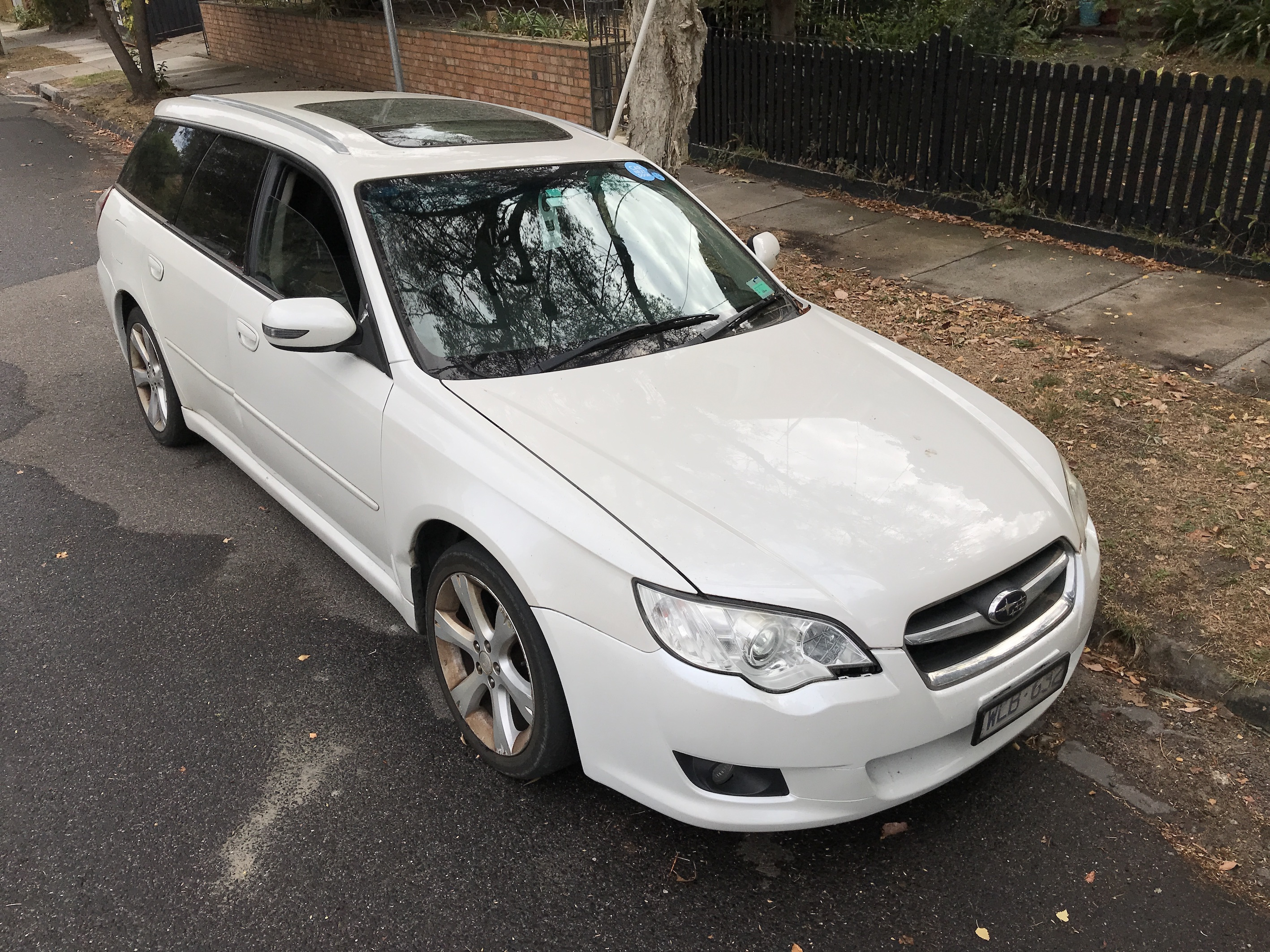 Picture of Jacob's 2008 Subaru Liberty