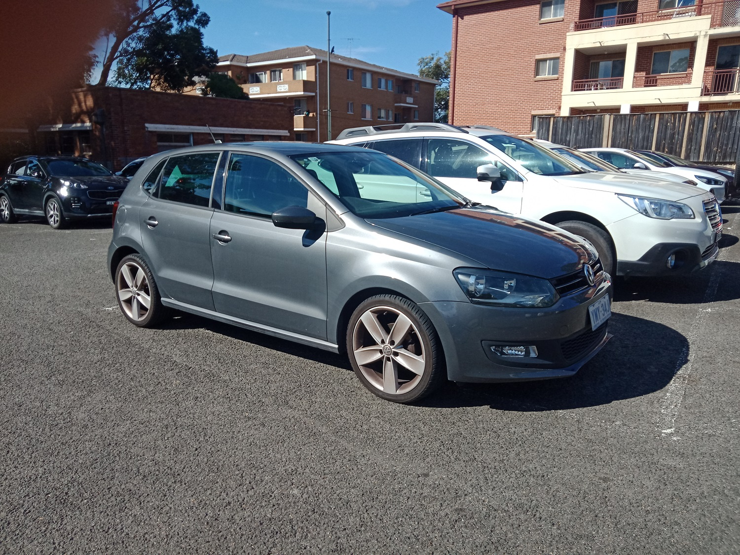 Picture of Abid's 2013 Volkswagen Polo