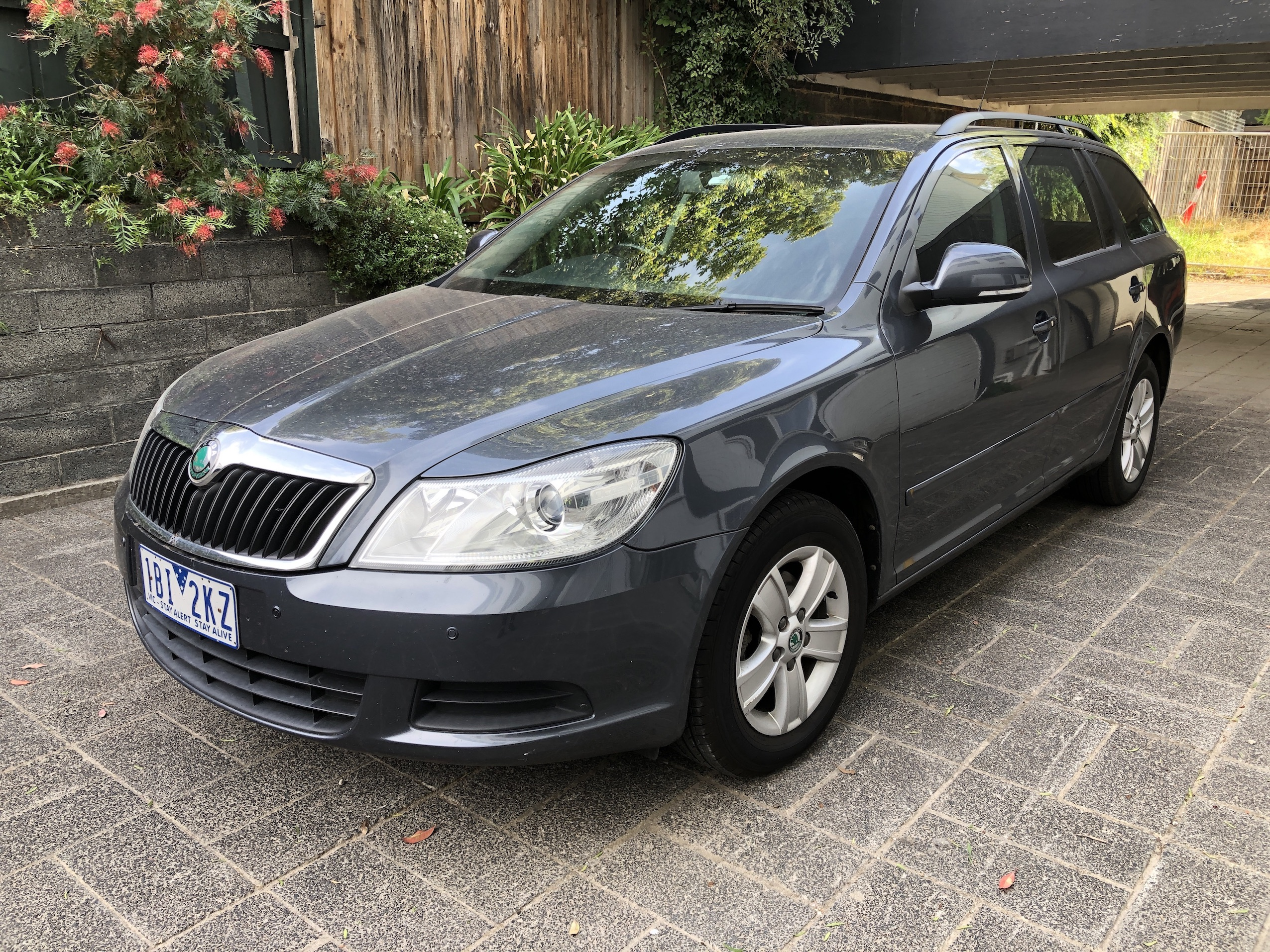 Picture of Jason's 2012 Skoda Octavia