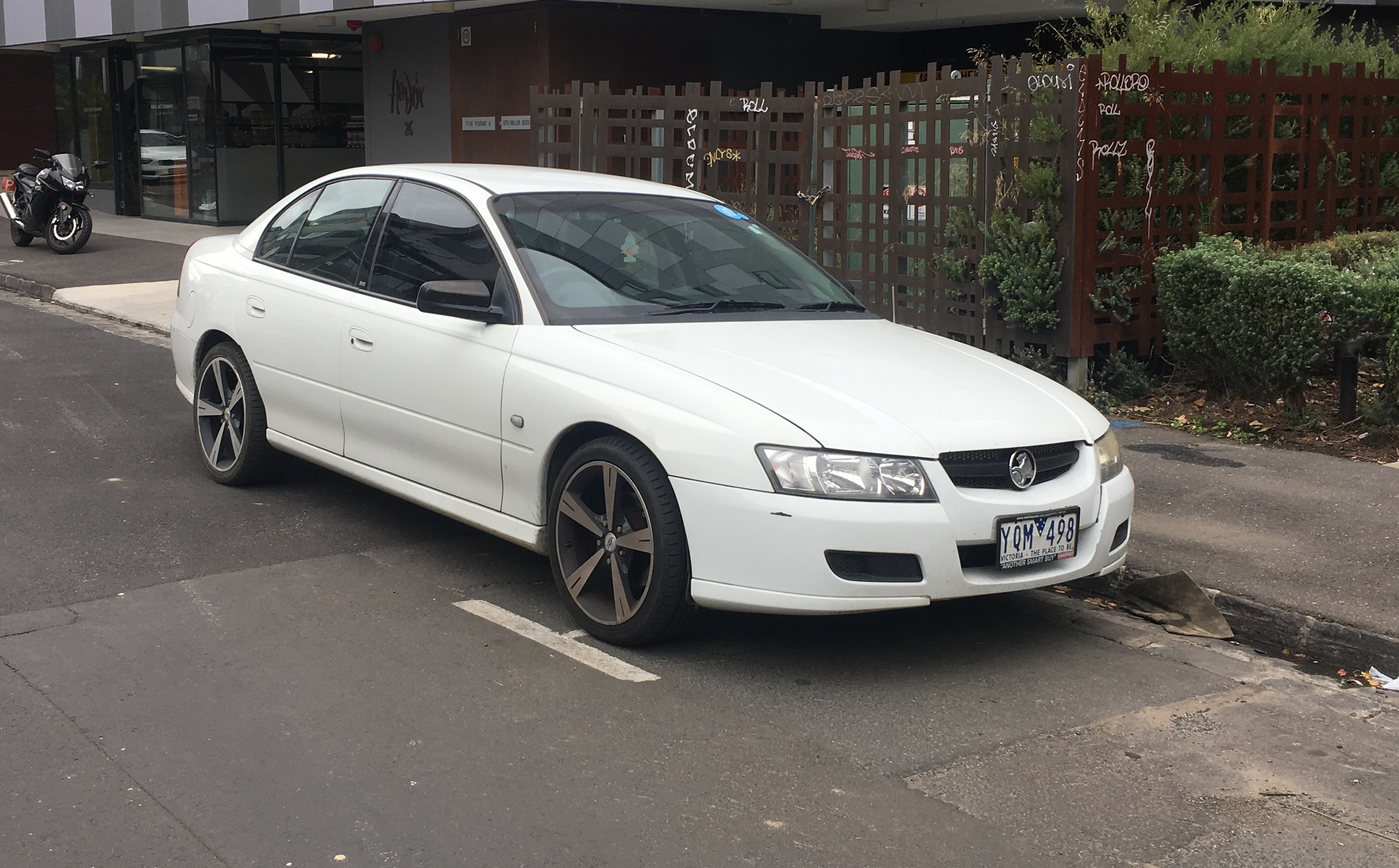 Picture of Rohit's 2005 Holden Commodore