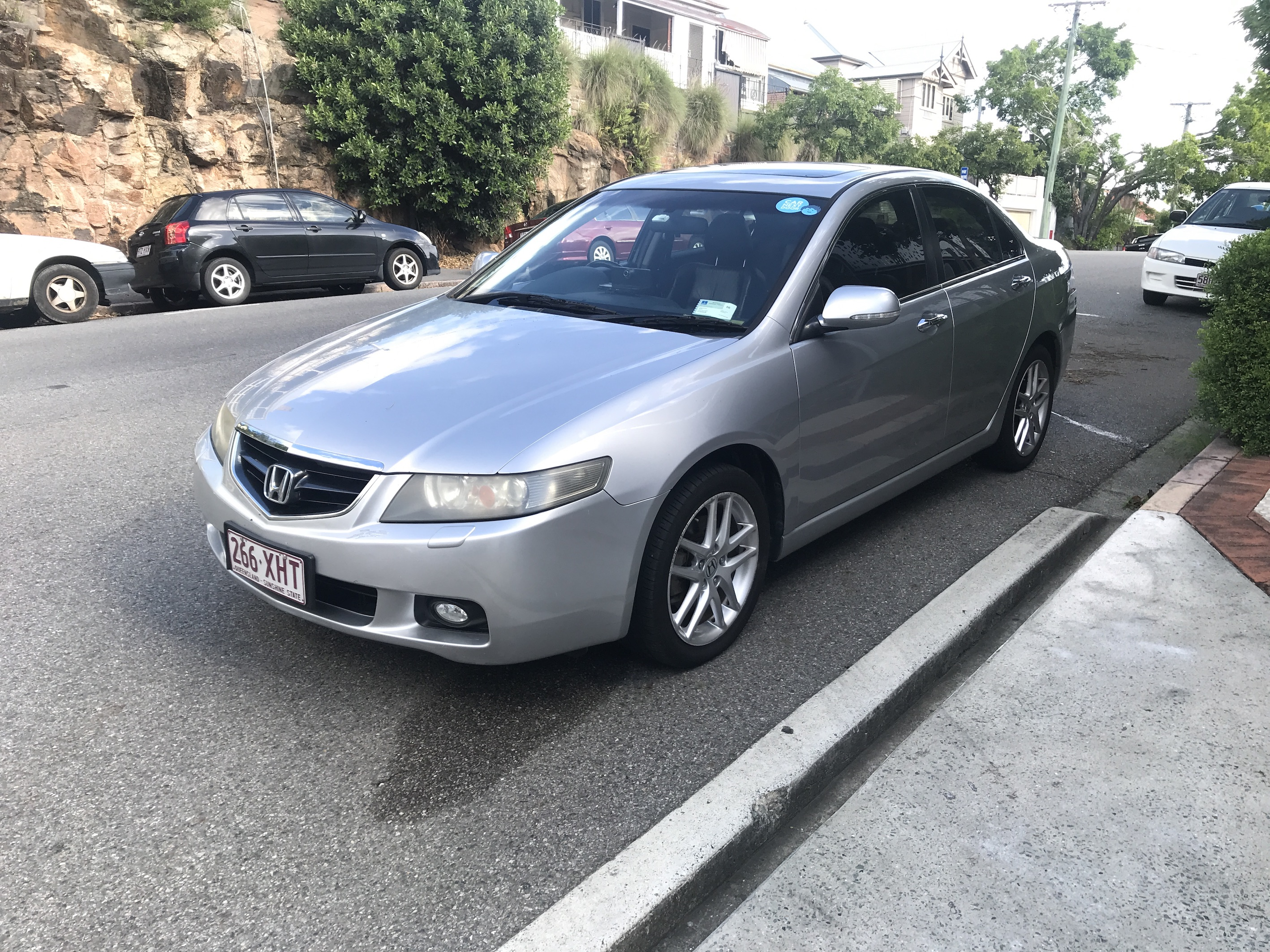 Picture of Ian's 2005 Honda Accord Euro