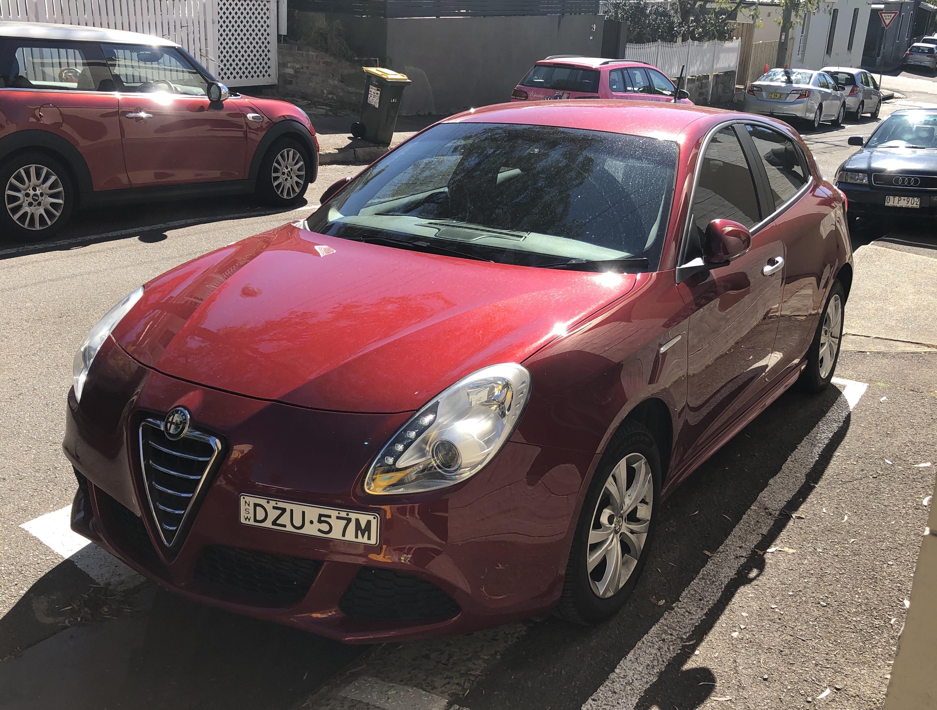 Picture of Emma's 2014 Alfa Romeo Giulietta