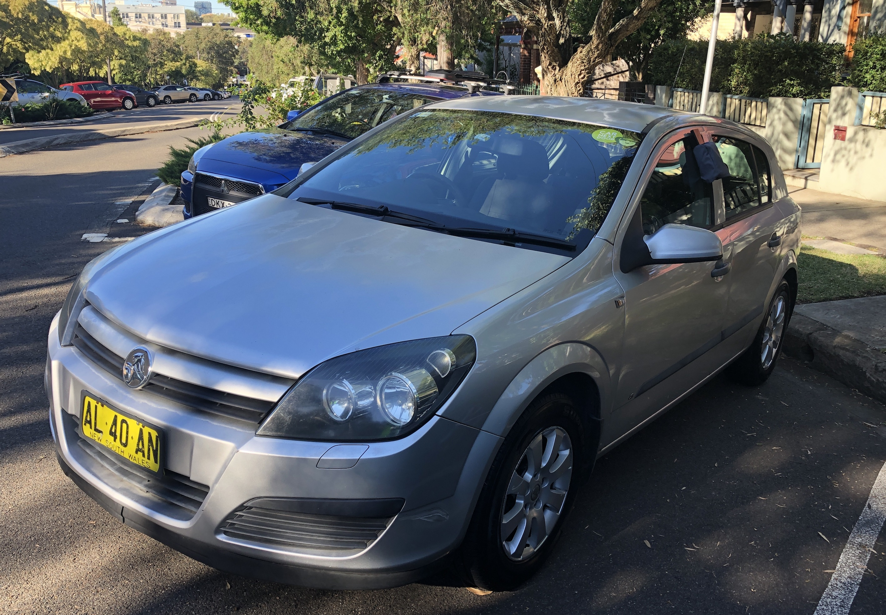 Picture of Tegan's 2005 Holden Astra