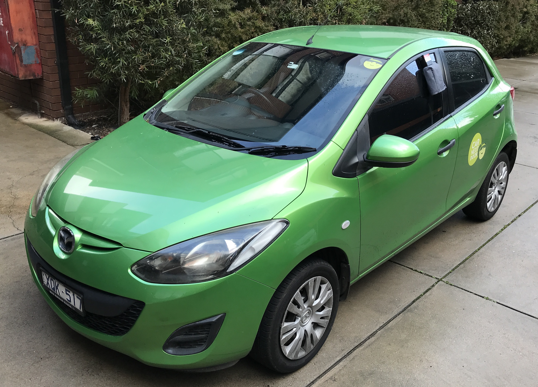 Picture of Gabriela's 2010 Mazda 2
