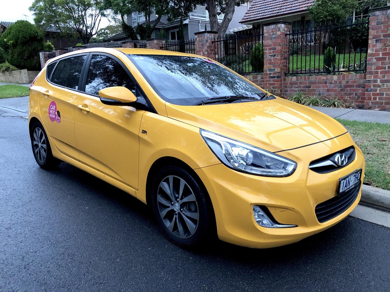 Picture of Bernadette's 2013 Hyundai Accent
