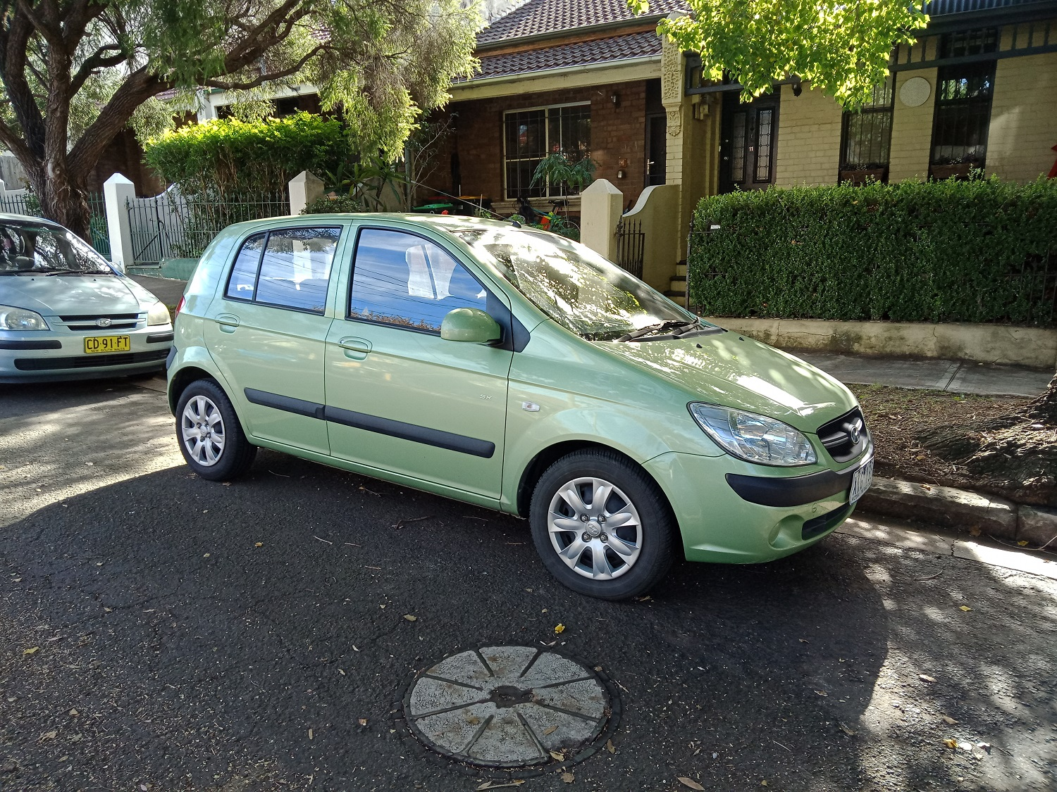 Picture of Amber's 2009 Hyundai Getz