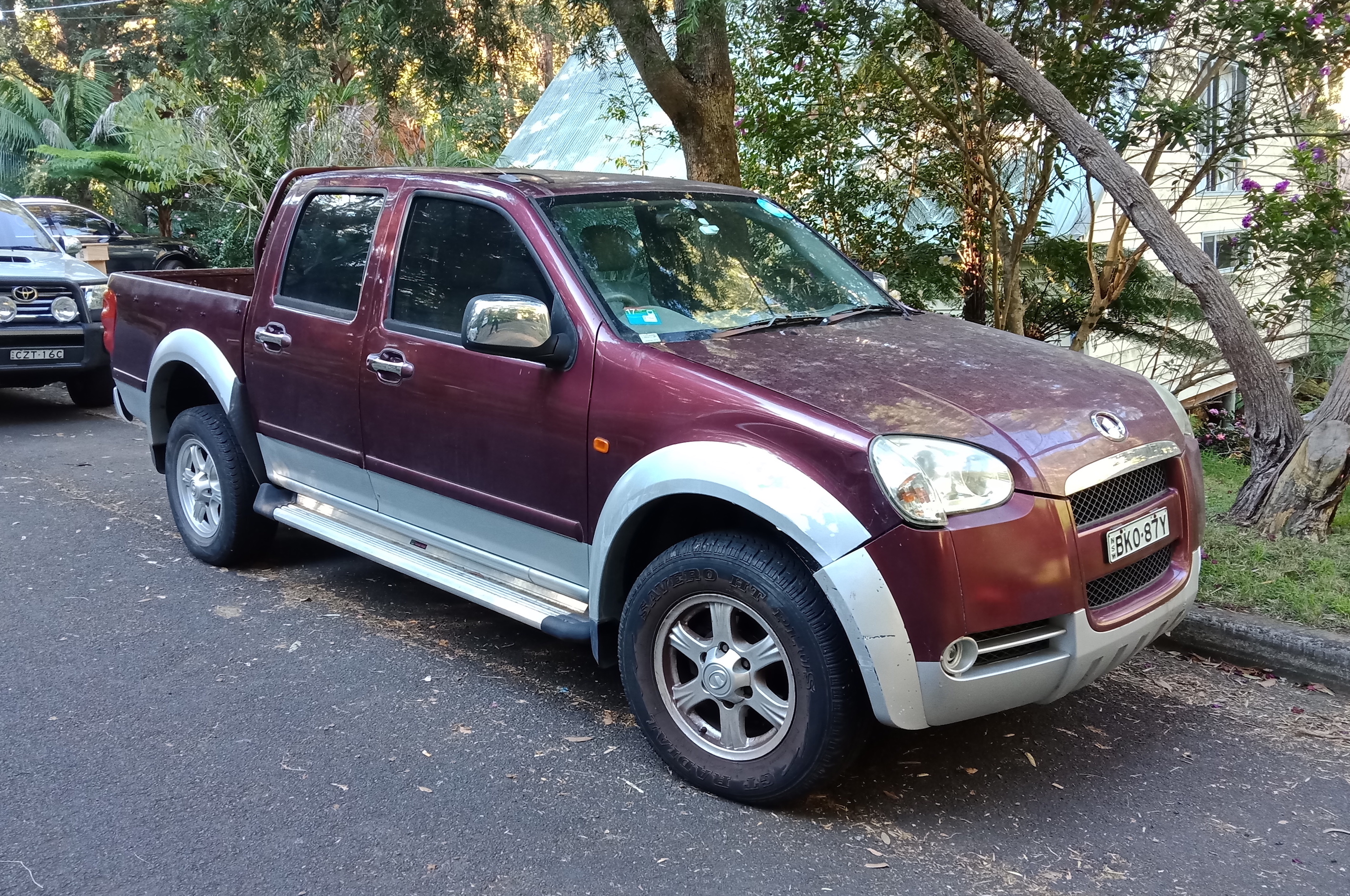 Picture of David's 2009 Great Wall V240