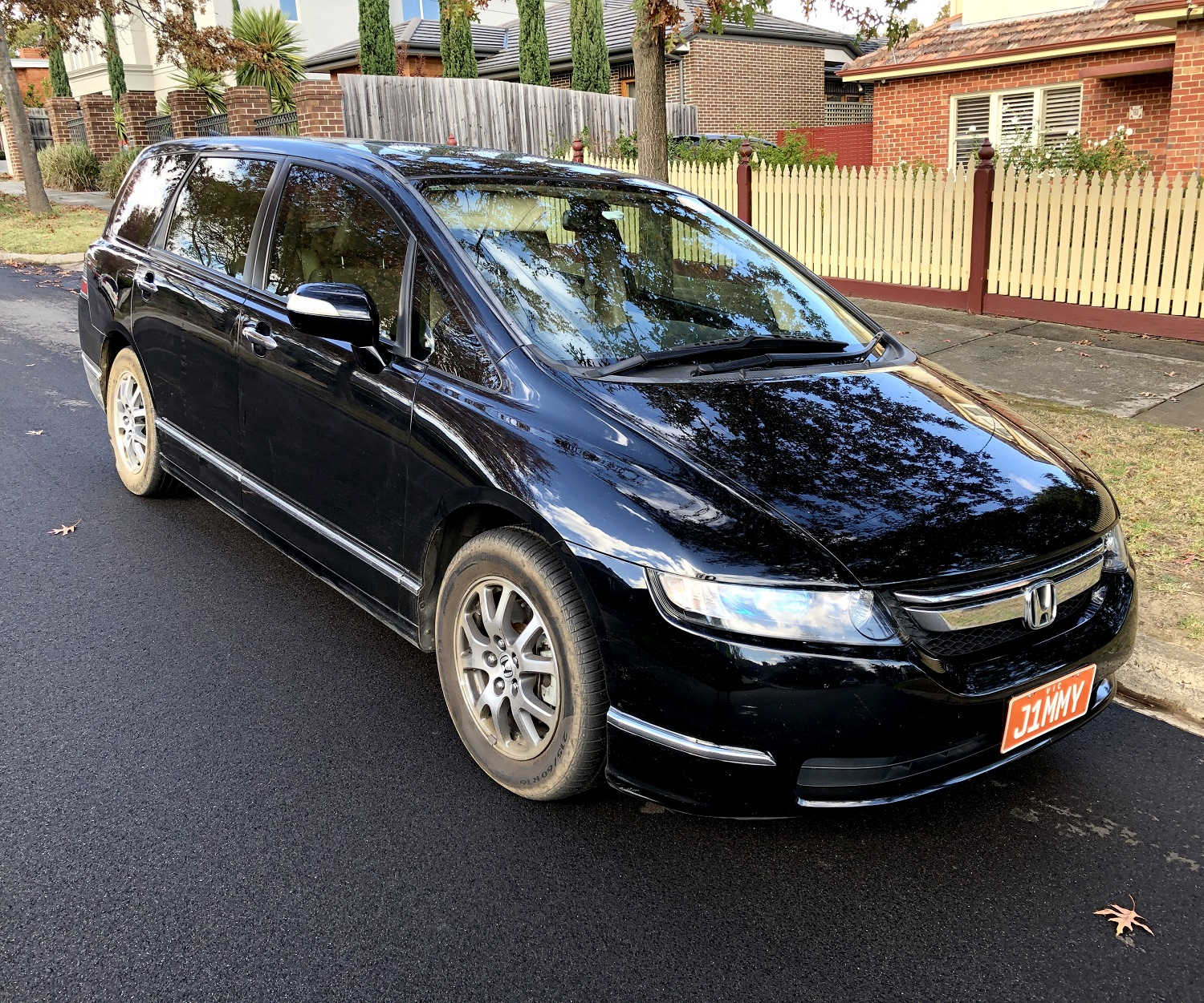 Picture of Simon's 2006 Honda Odyssey Luxury