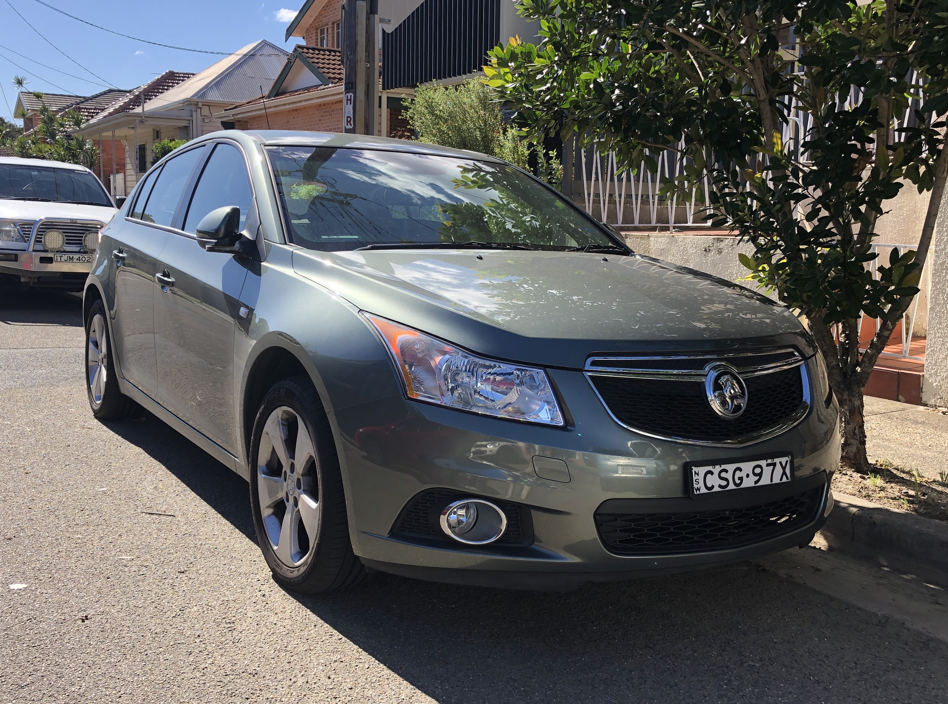 Picture of Fiona Gaye's 2014 Holden Cruze