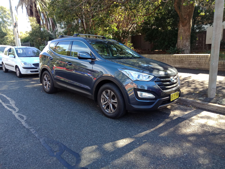 Picture of Virender's 2012 Hyundai Santa fe