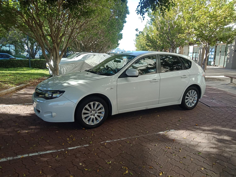 Picture of Amanda's 2010 Subaru Impreza