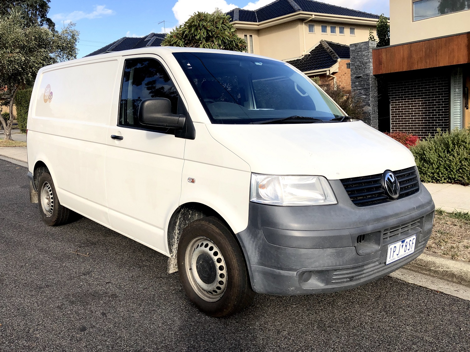 Picture of Jay's 2009 Volkswagen Transporter
