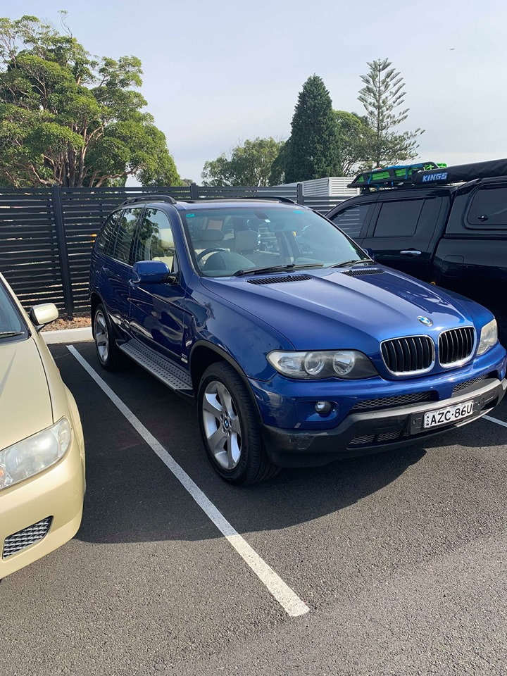 Picture of Christian's 2005 BMW X5