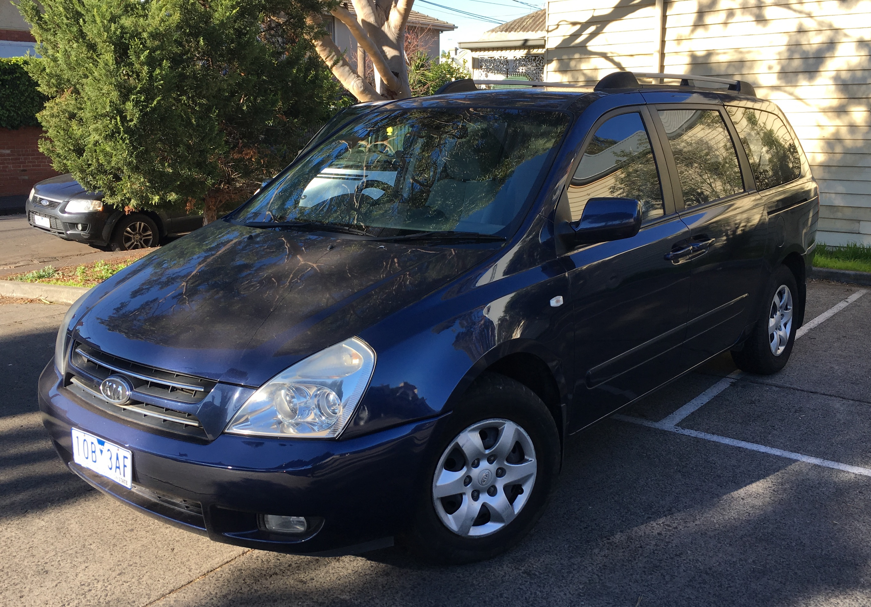 Picture of Gary's 2006 Kia Carnival