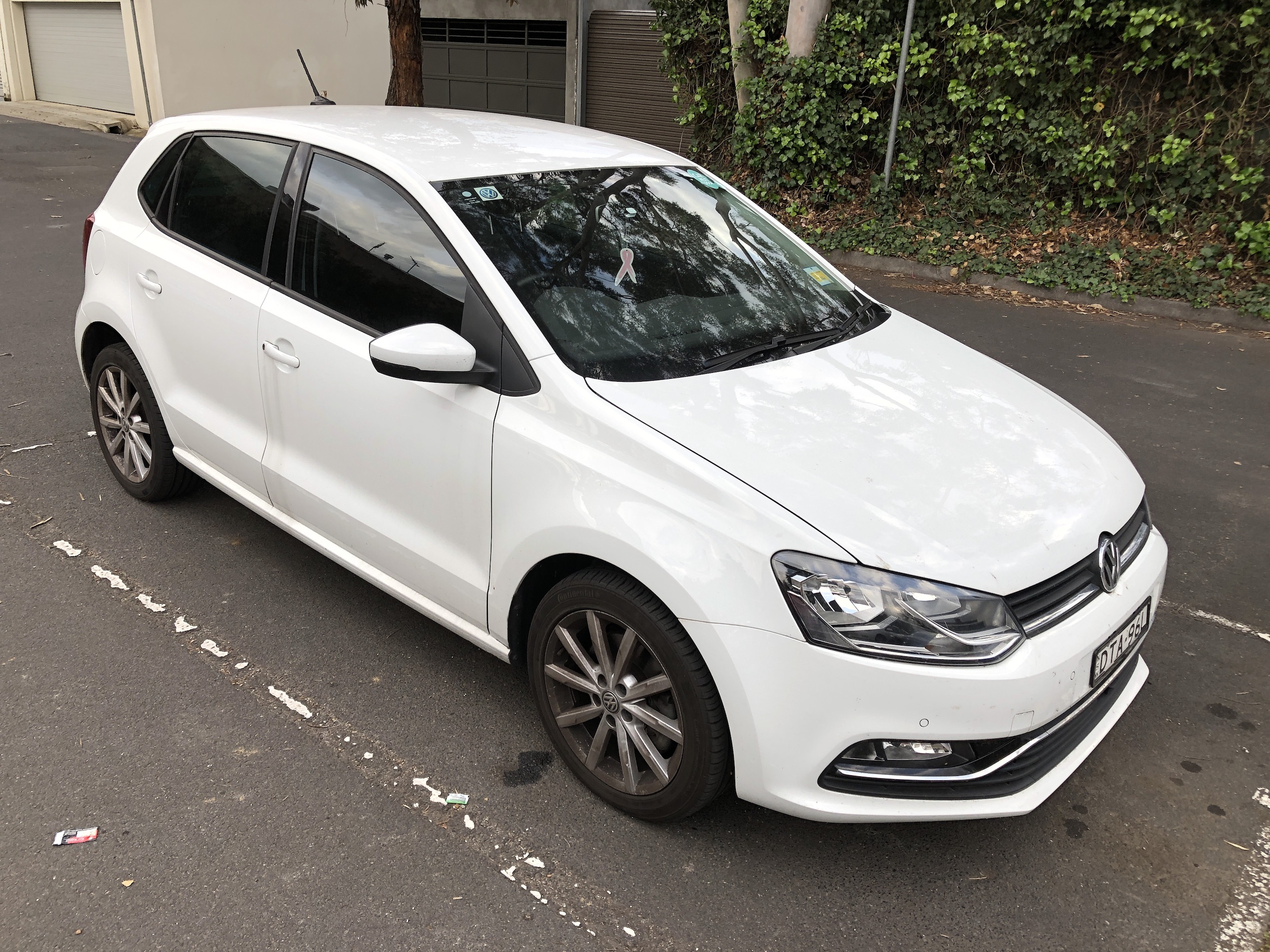 Picture of Mark's 2017 Volkswagen Polo