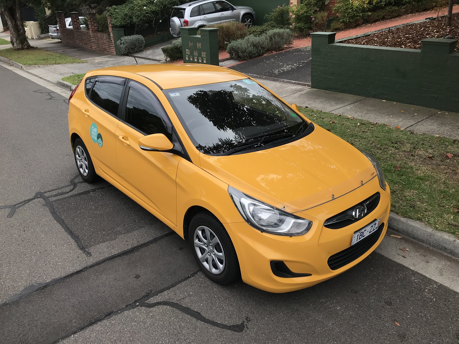 Picture of Adeline's 2014 Hyundai Accent