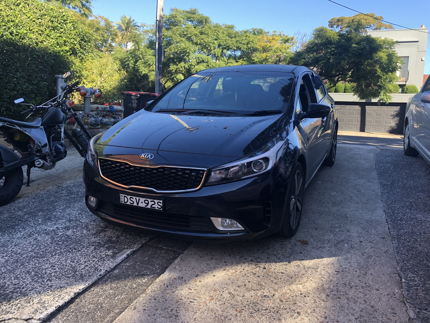 Picture of David's 2017 Kia Cerato Sports
