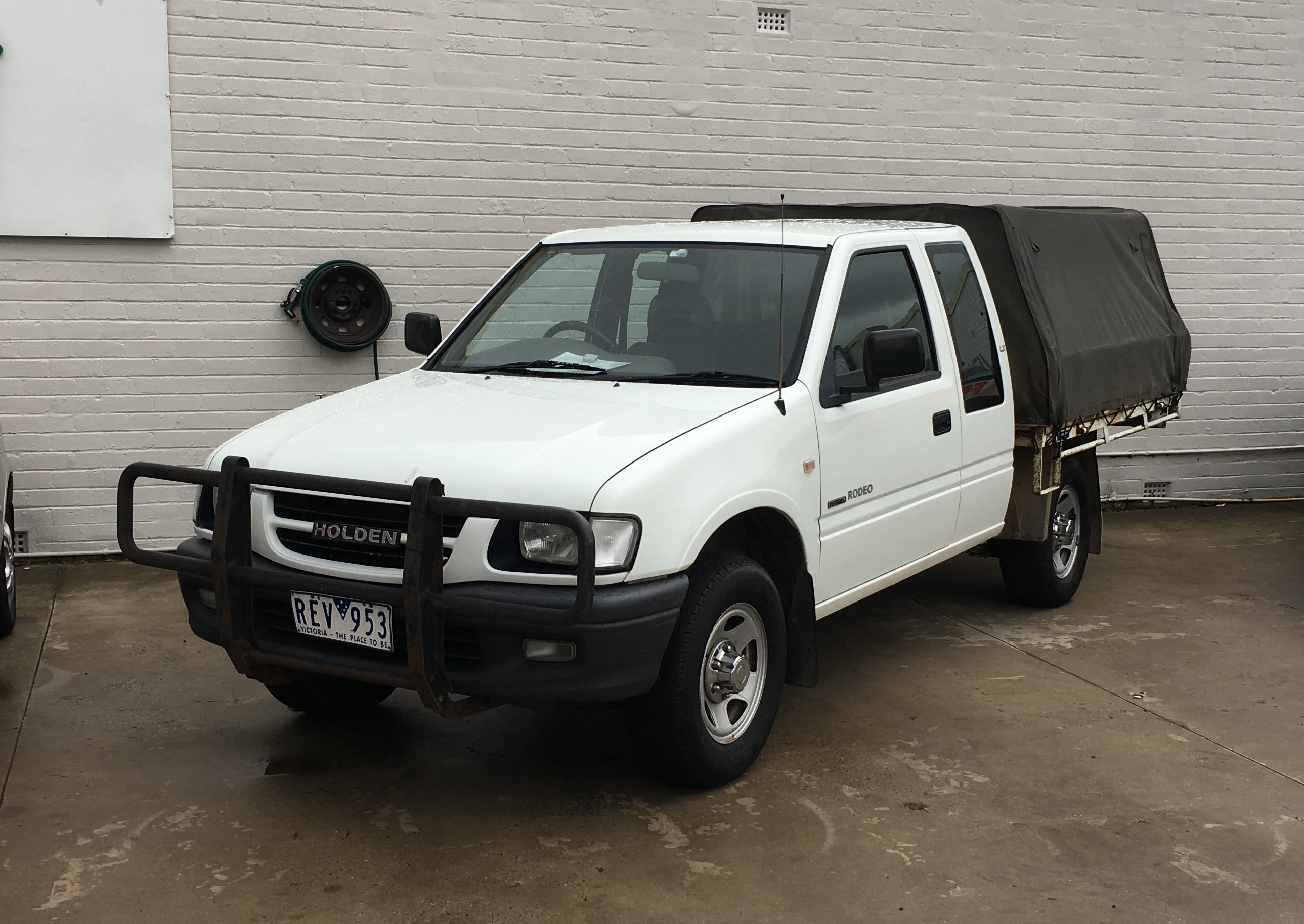 Picture of Angelo's 2001 Holden Rodeo