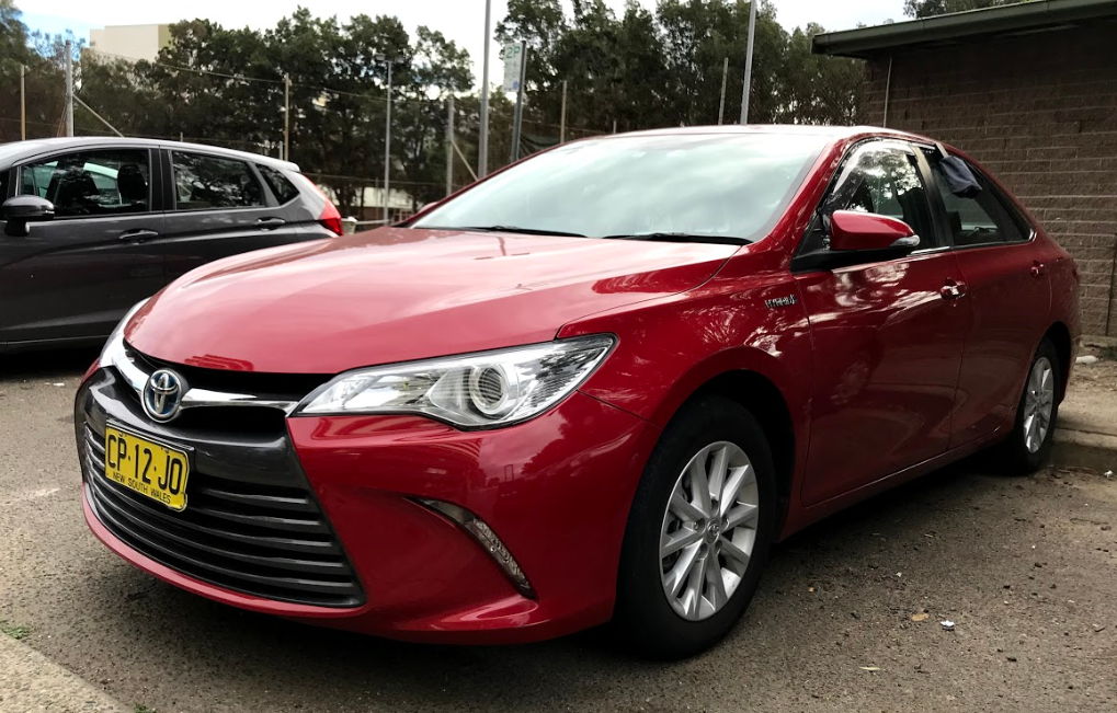 Picture of Lixi's 2015 Toyota Camry Hybrid