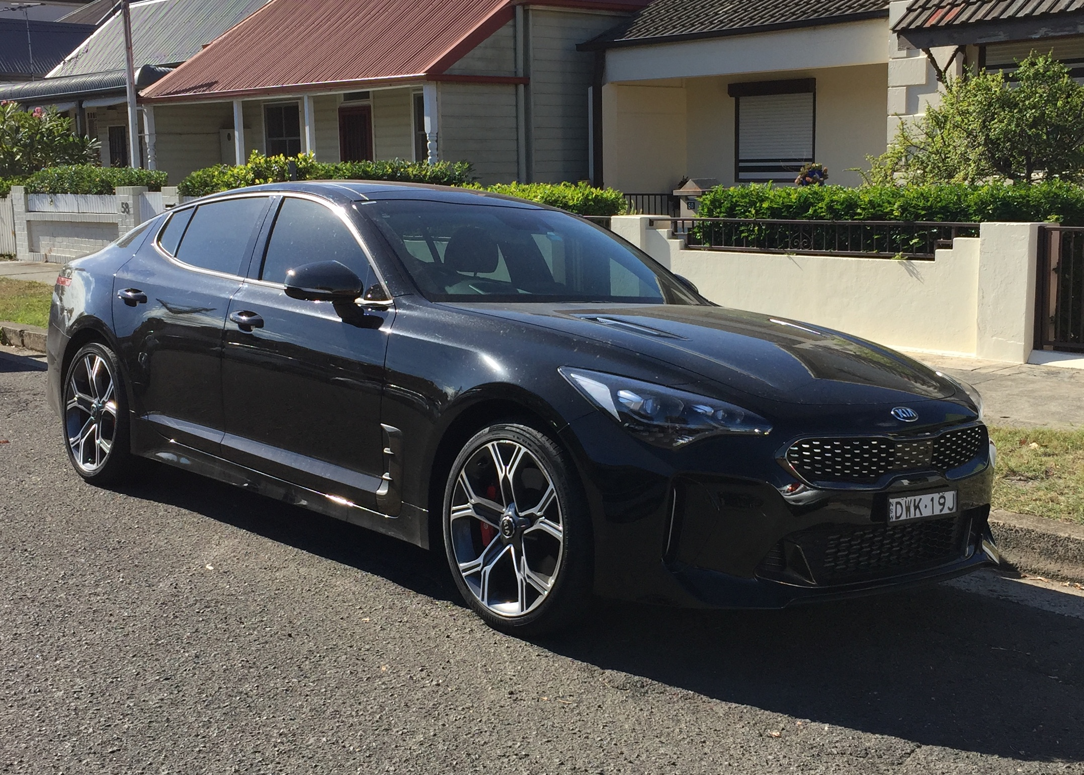 Picture of Reyad's 2018 Kia Stinger GT